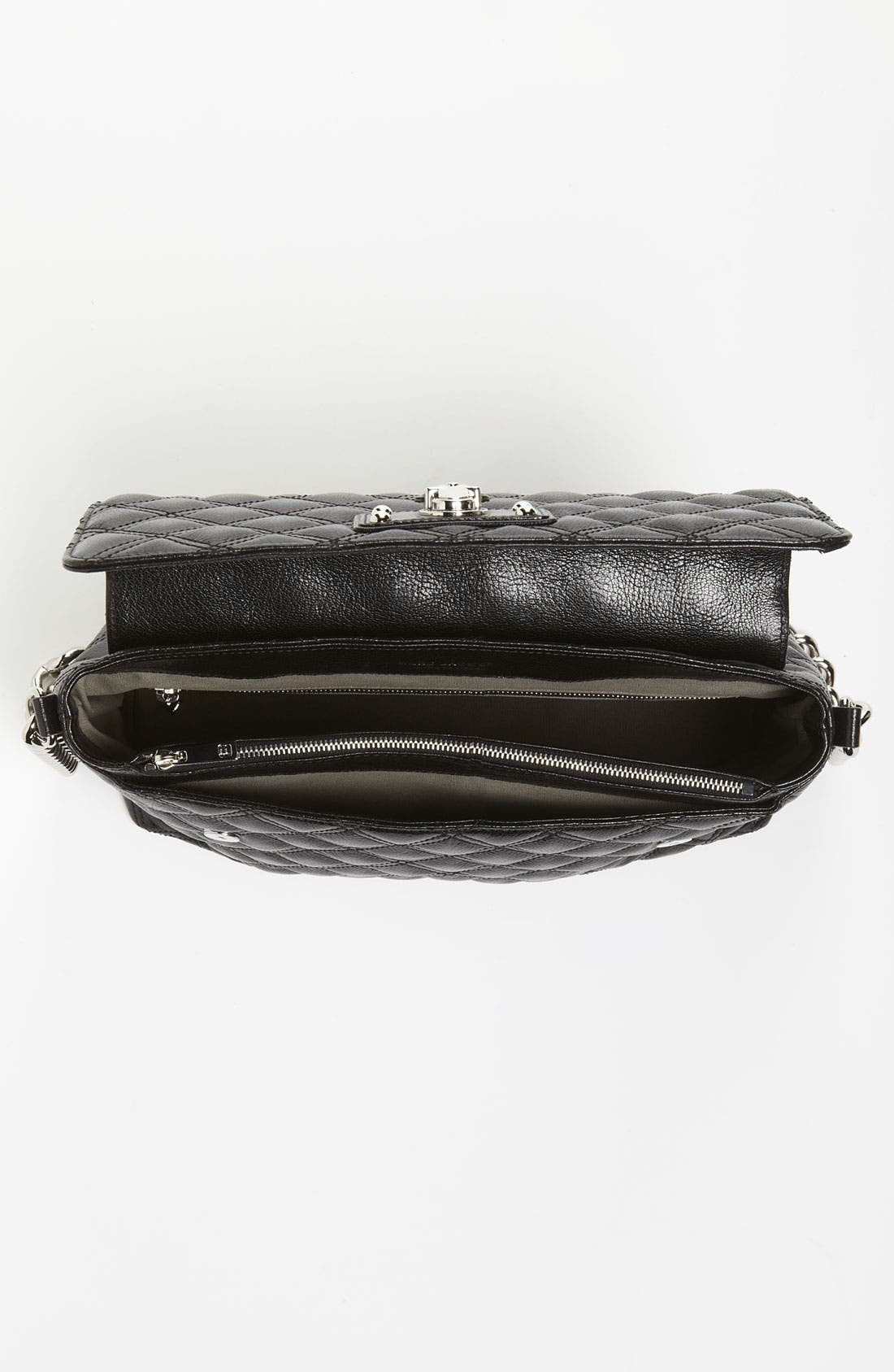 Alternate Image 3  - MARC JACOBS 'The XL Single' Leather Shoulder Bag