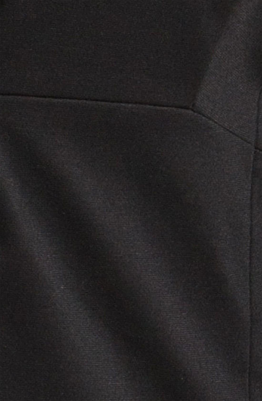 Alternate Image 3  - Sejour Ponte Knit Blazer (Plus)