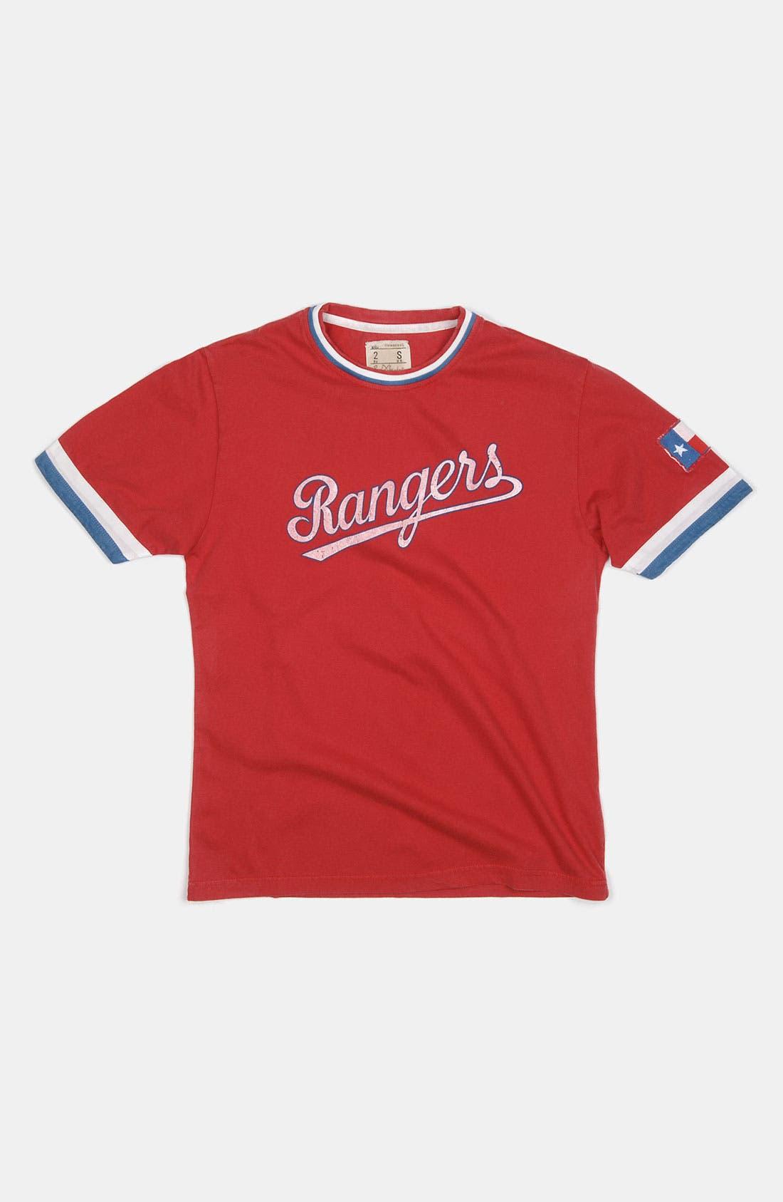 Alternate Image 1 Selected - Red Jacket 'Rangers - Remote Control' T-Shirt (Men)