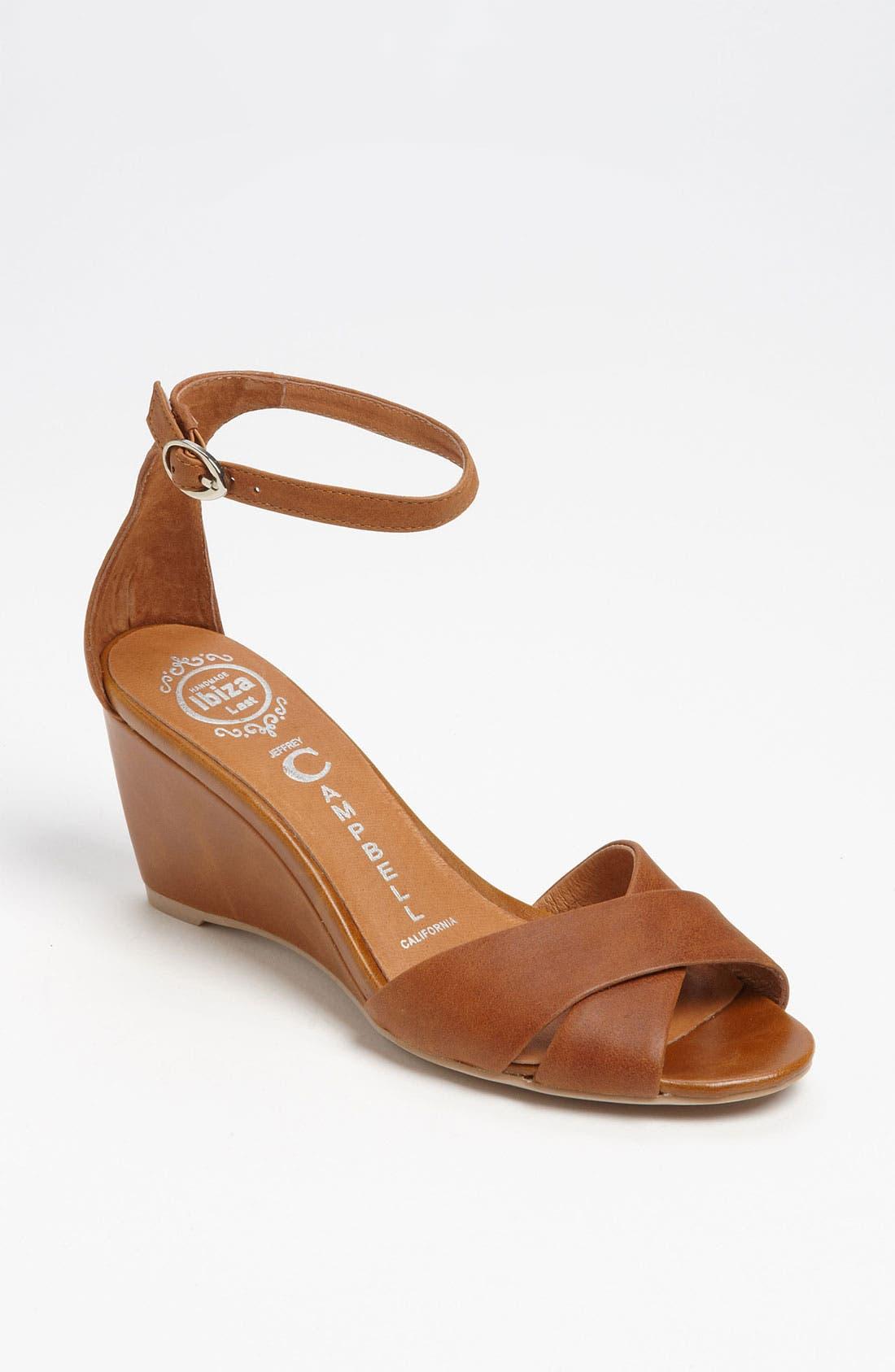 Main Image - Jeffrey Campbell 'Trudeau' Sandal