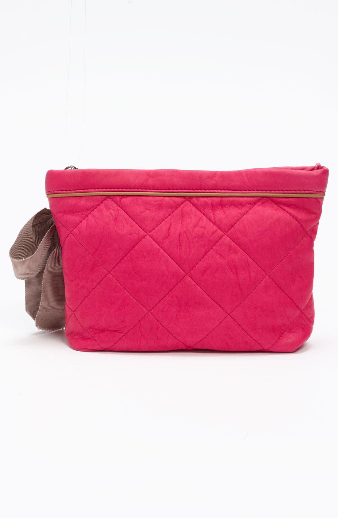 Alternate Image 4  - Lanvin 'Amalia' Leather Pouchette