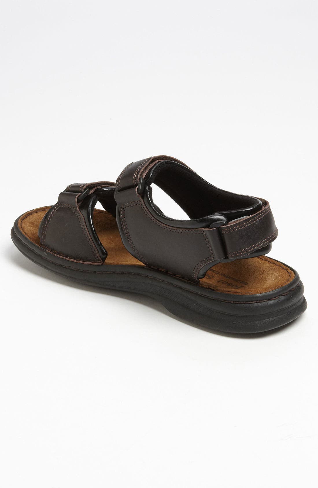 'Rafe' Sandal,                             Alternate thumbnail 2, color,                             Dakota Moro/Black