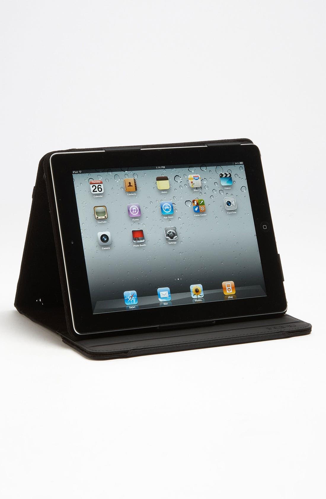 Alternate Image 3  - Incipio 'Premium Kickstand' iPad 2 & 3 Case
