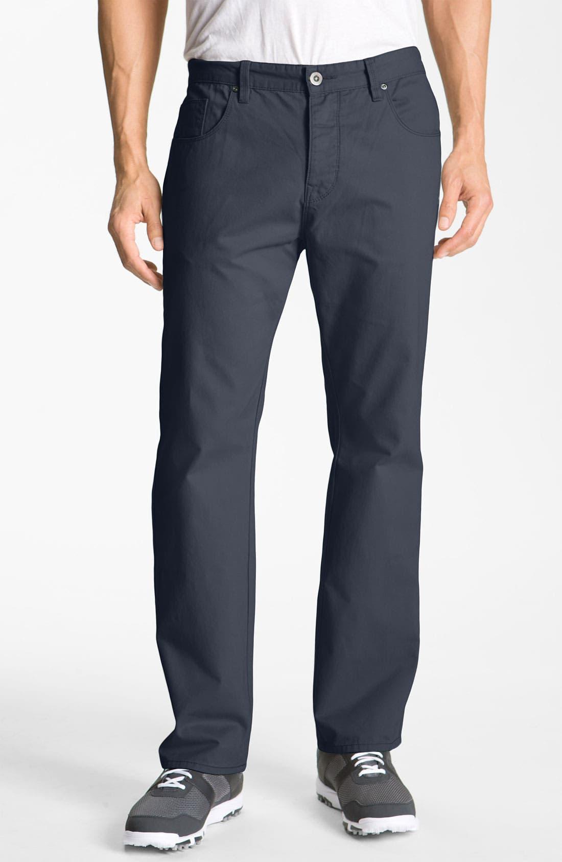 Main Image - Cutter & Buck 'Pike' Five-Pocket Pants