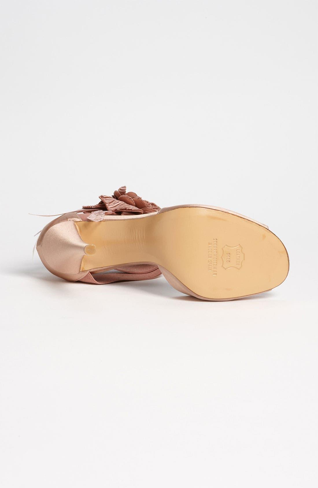 Alternate Image 4  - Stuart Weitzman 'Bodabing' Sandal