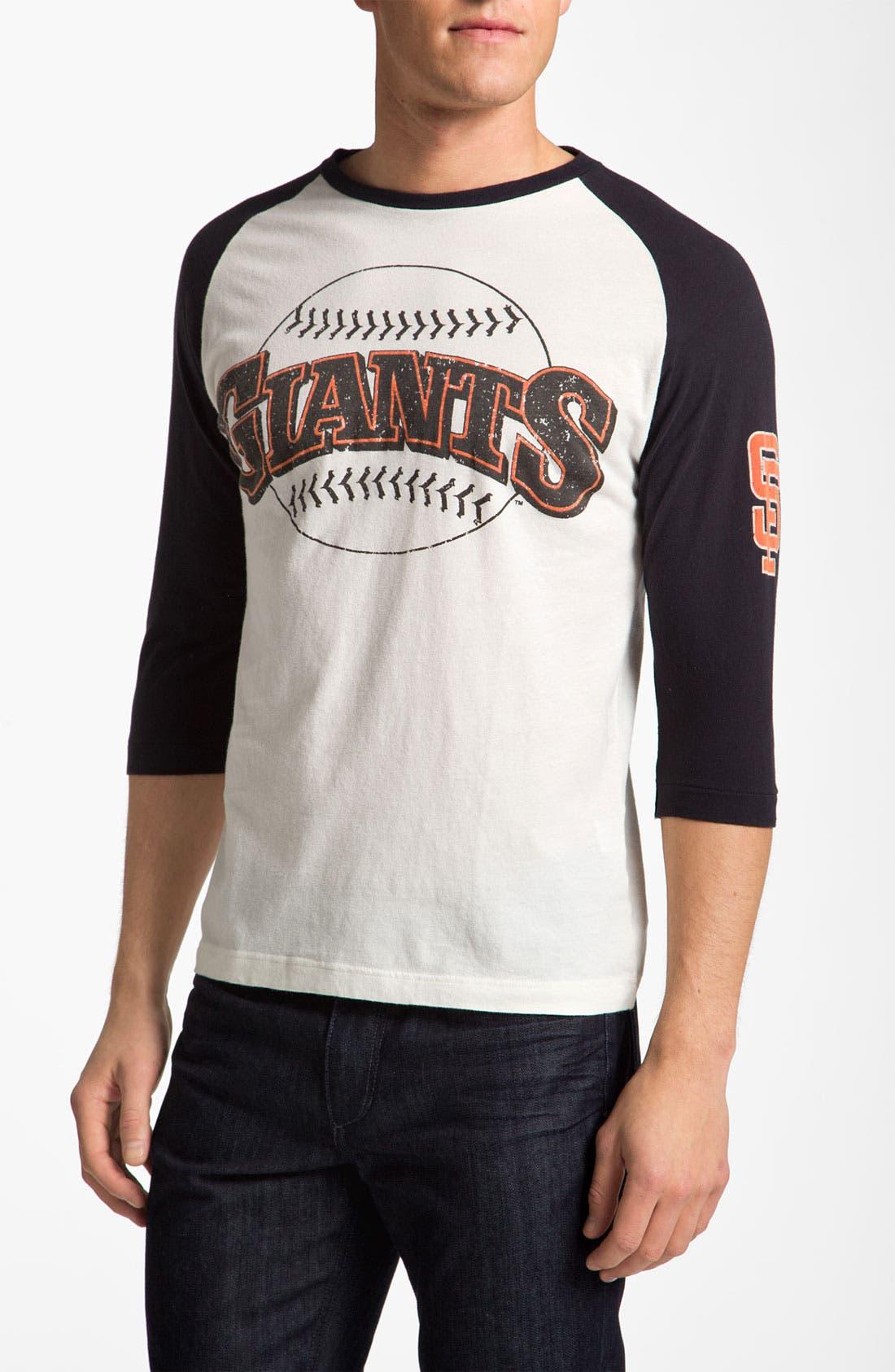 Main Image - Wright & Ditson 'San Francisco Giants' Baseball T-Shirt