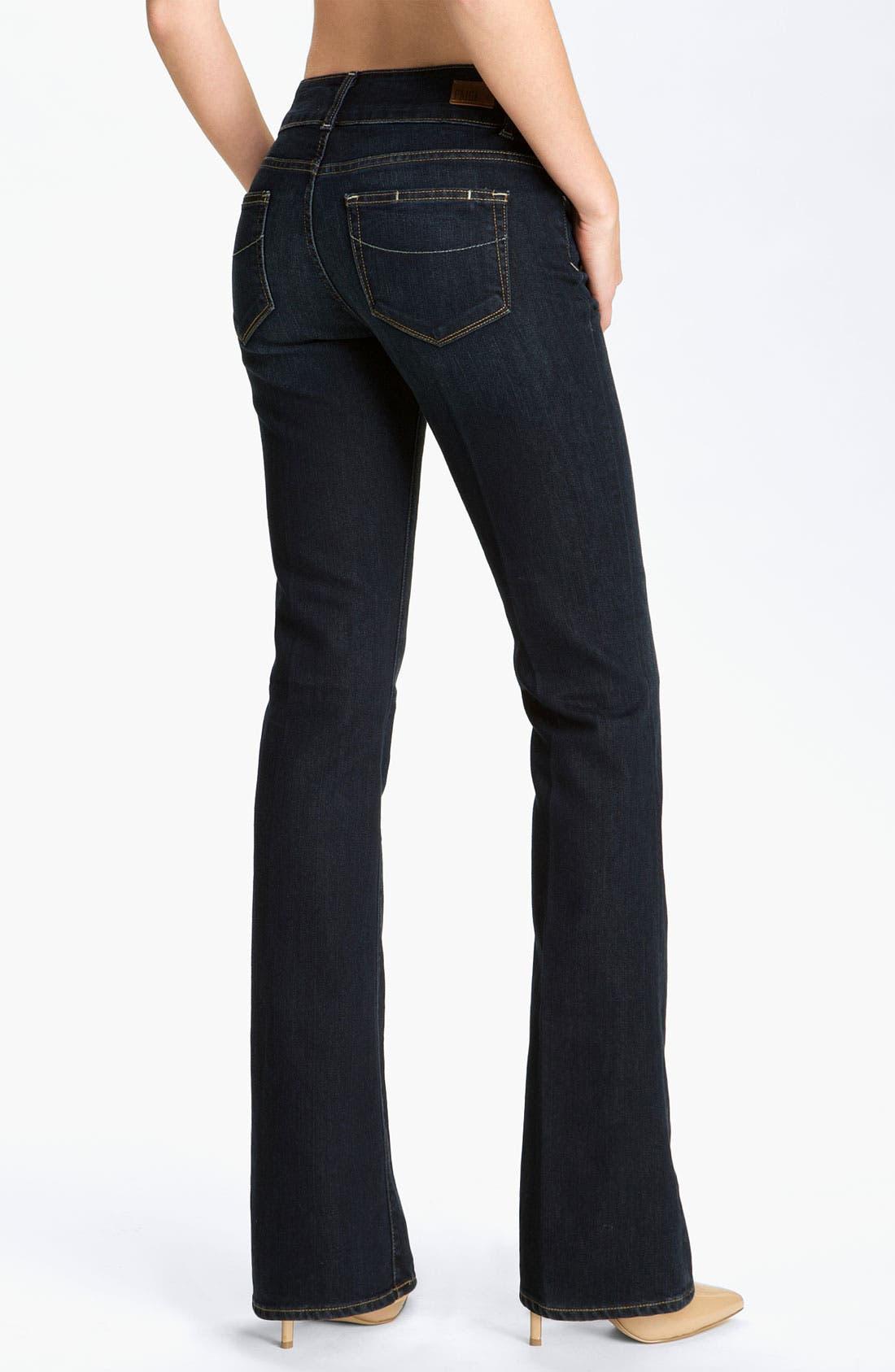 Alternate Image 2  - Paige Denim 'Hidden Hills' Bootcut Stretch Jeans (Super McKinley)