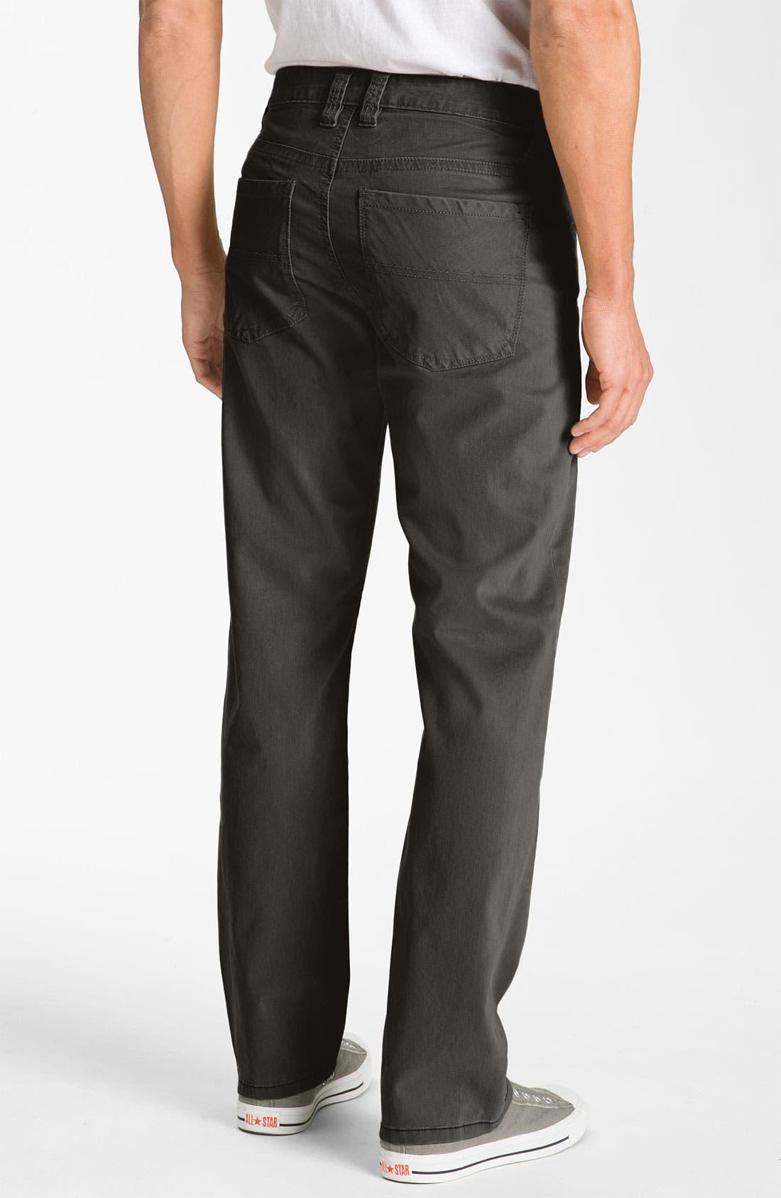 Alternate Image 2  - Tommy Bahama Denim 'Twill Smith' Standard Fit Pants