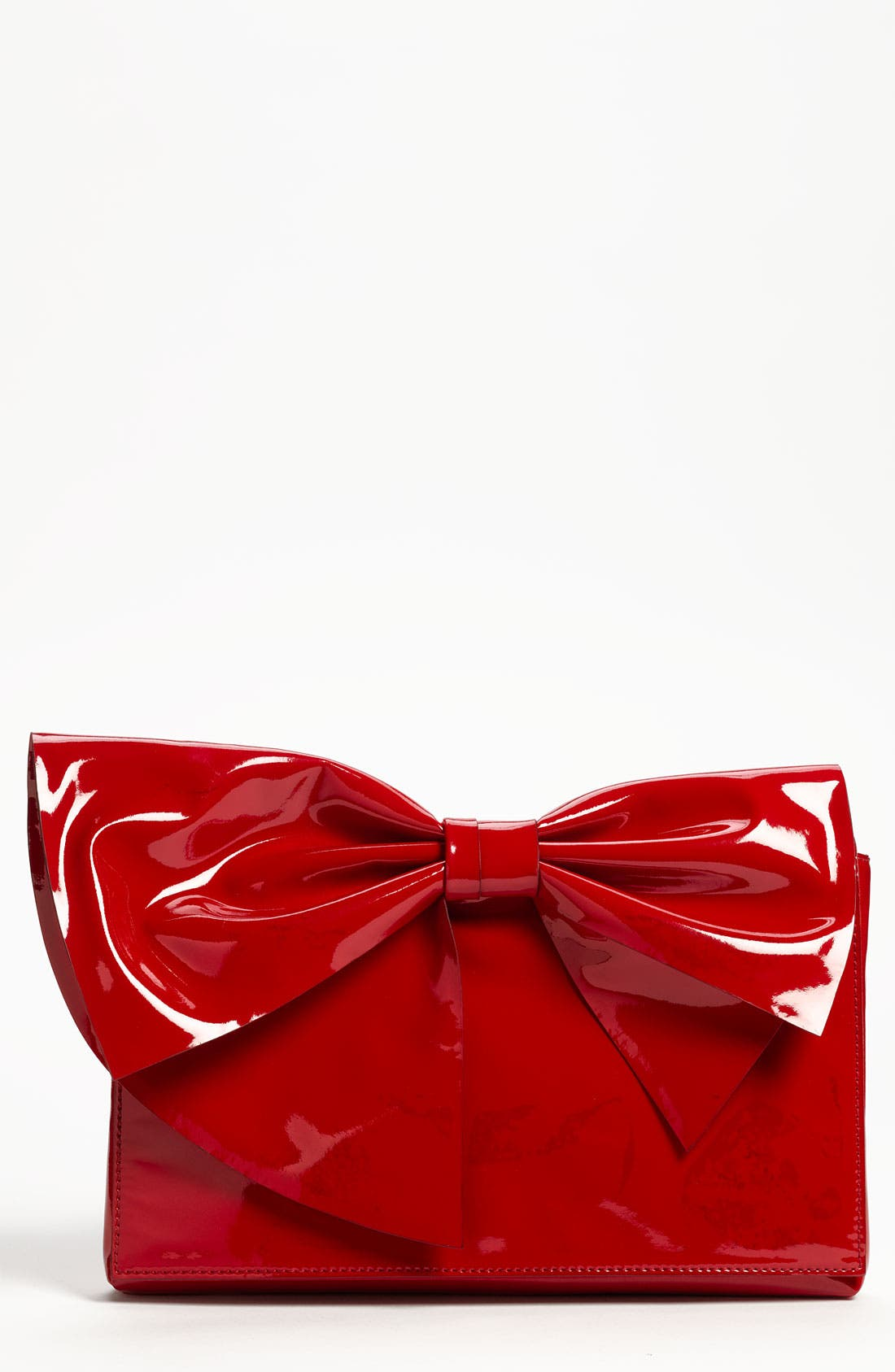 Main Image - Valentino 'Lacca Bow' Clutch