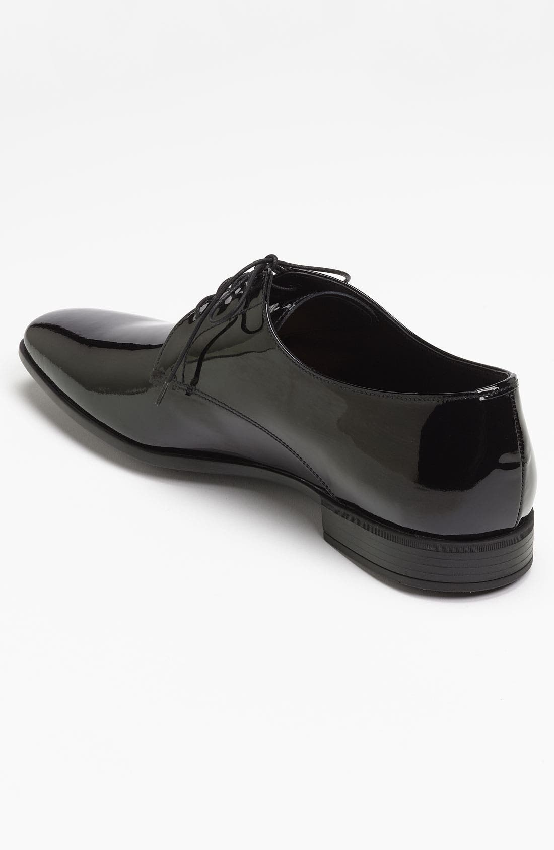 Alternate Image 2  - Prada Plain Toe Patent Derby