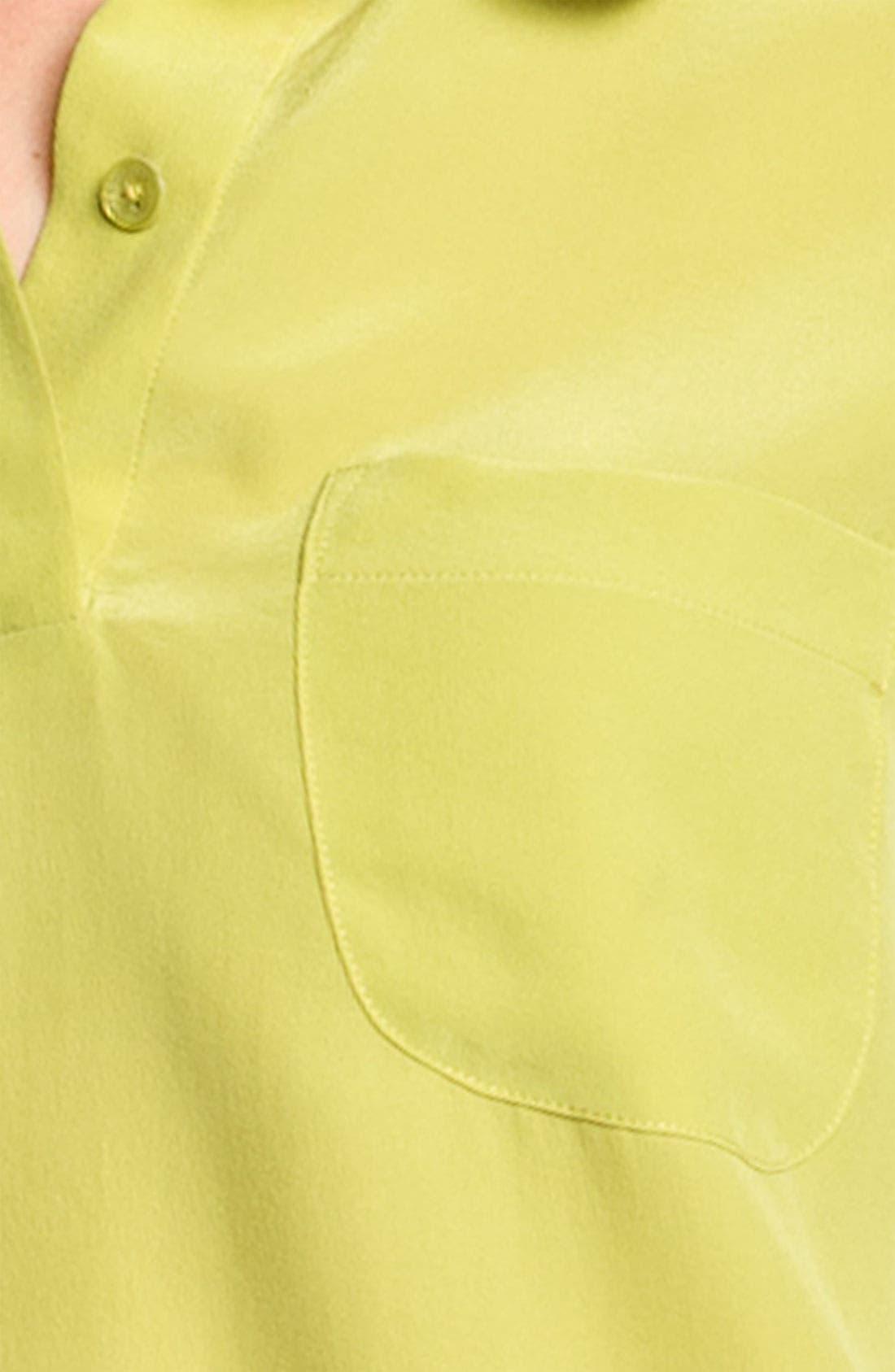 Alternate Image 3  - Equipment 'Adel' Silk Blouse