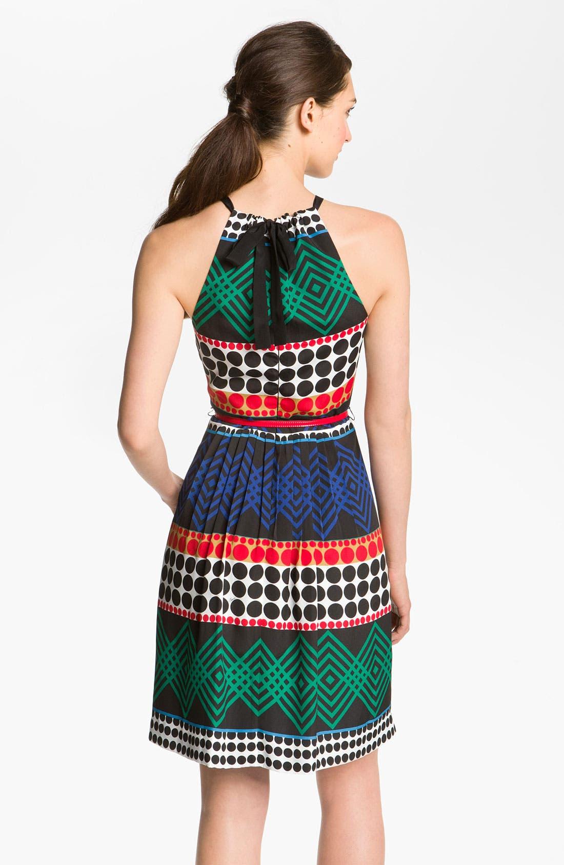 Alternate Image 2  - Trina Turk 'Chazz' Print Dress