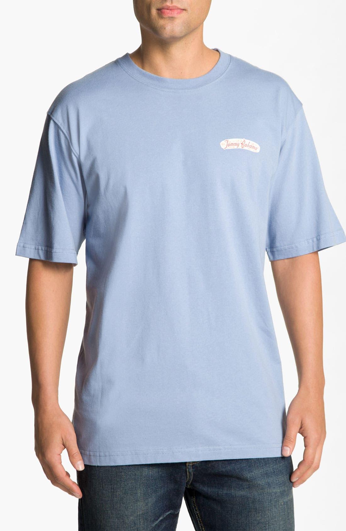 Alternate Image 2  - Tommy Bahama 'Sound Waves Brew' T-Shirt