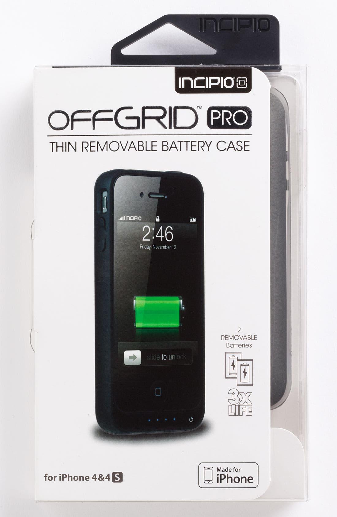 Alternate Image 4  - Incipio 'OffGrid Pro' iPhone 4 & 4S Case