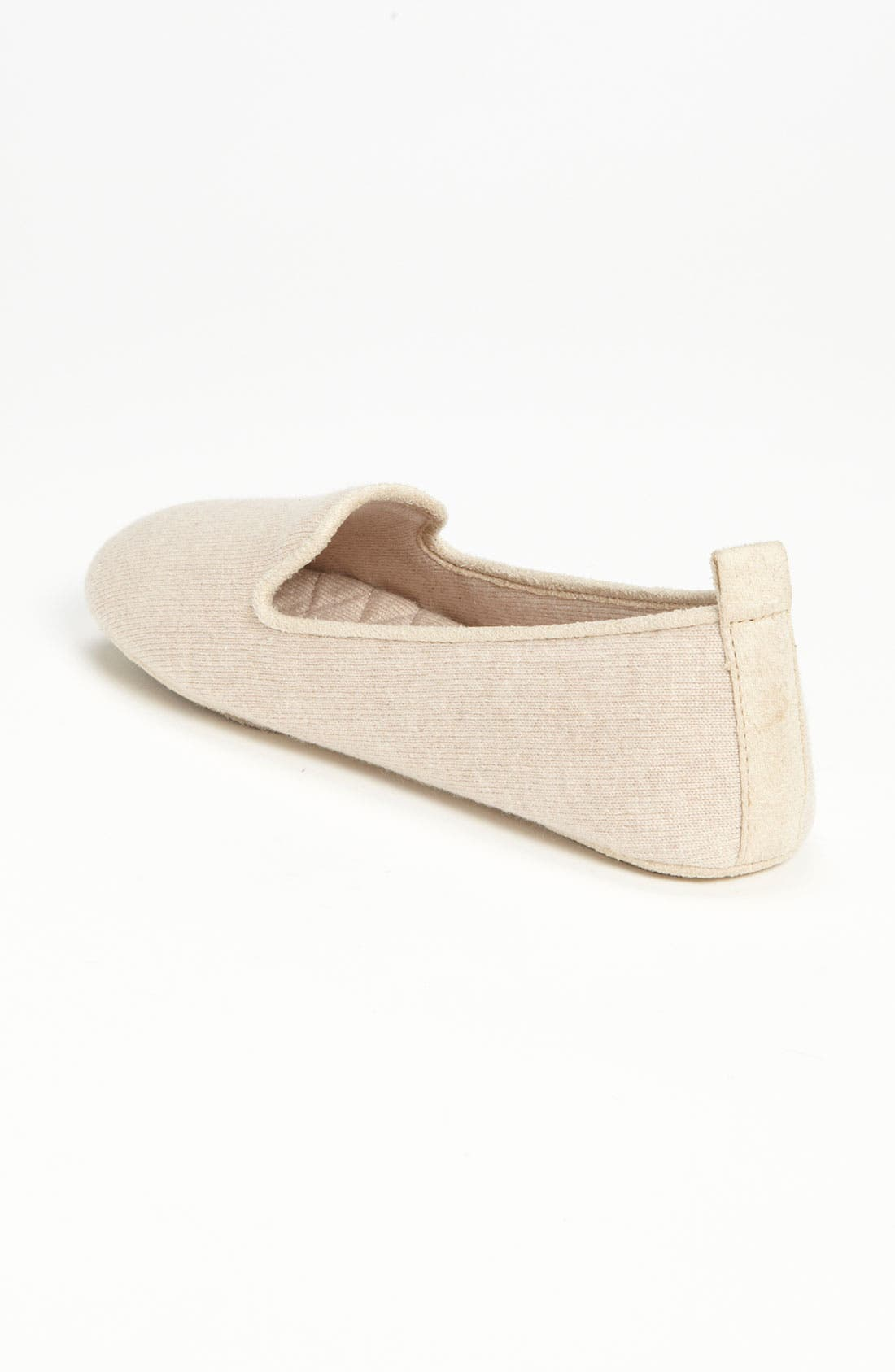 Alternate Image 2  - Acorn Cashmere Ballerina Slipper