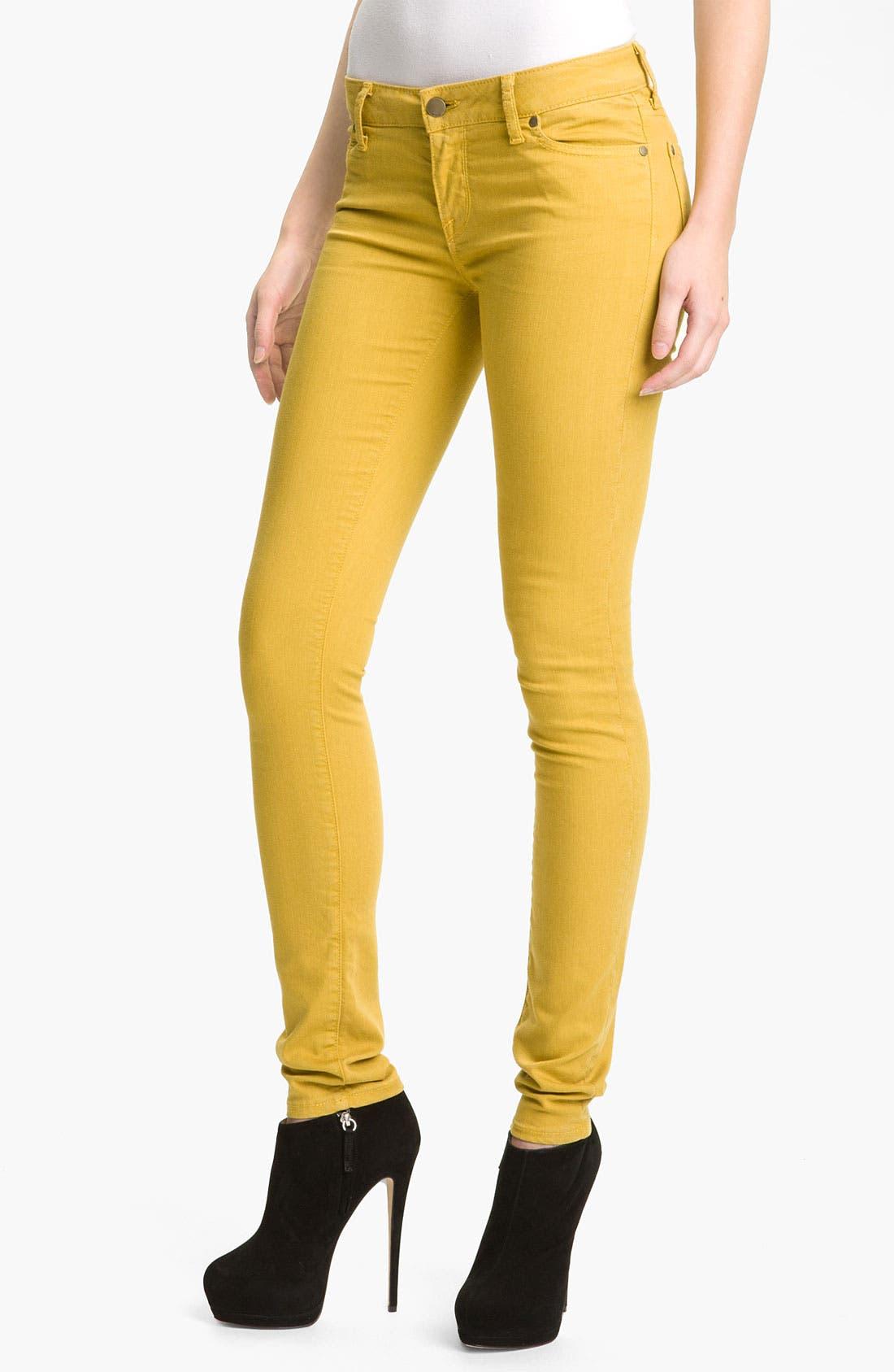 Alternate Image 1 Selected - Vince 5-Pocket Skinny Jeans