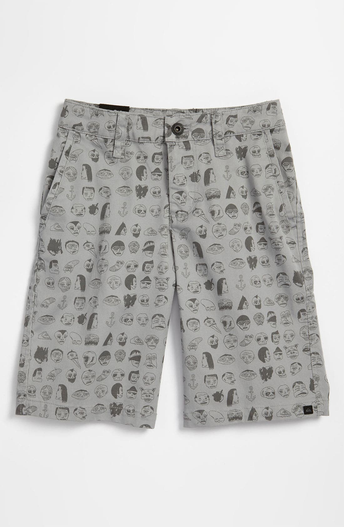 Alternate Image 1 Selected - Quiksilver 'Uno Surplus' Shorts (Big Boys)