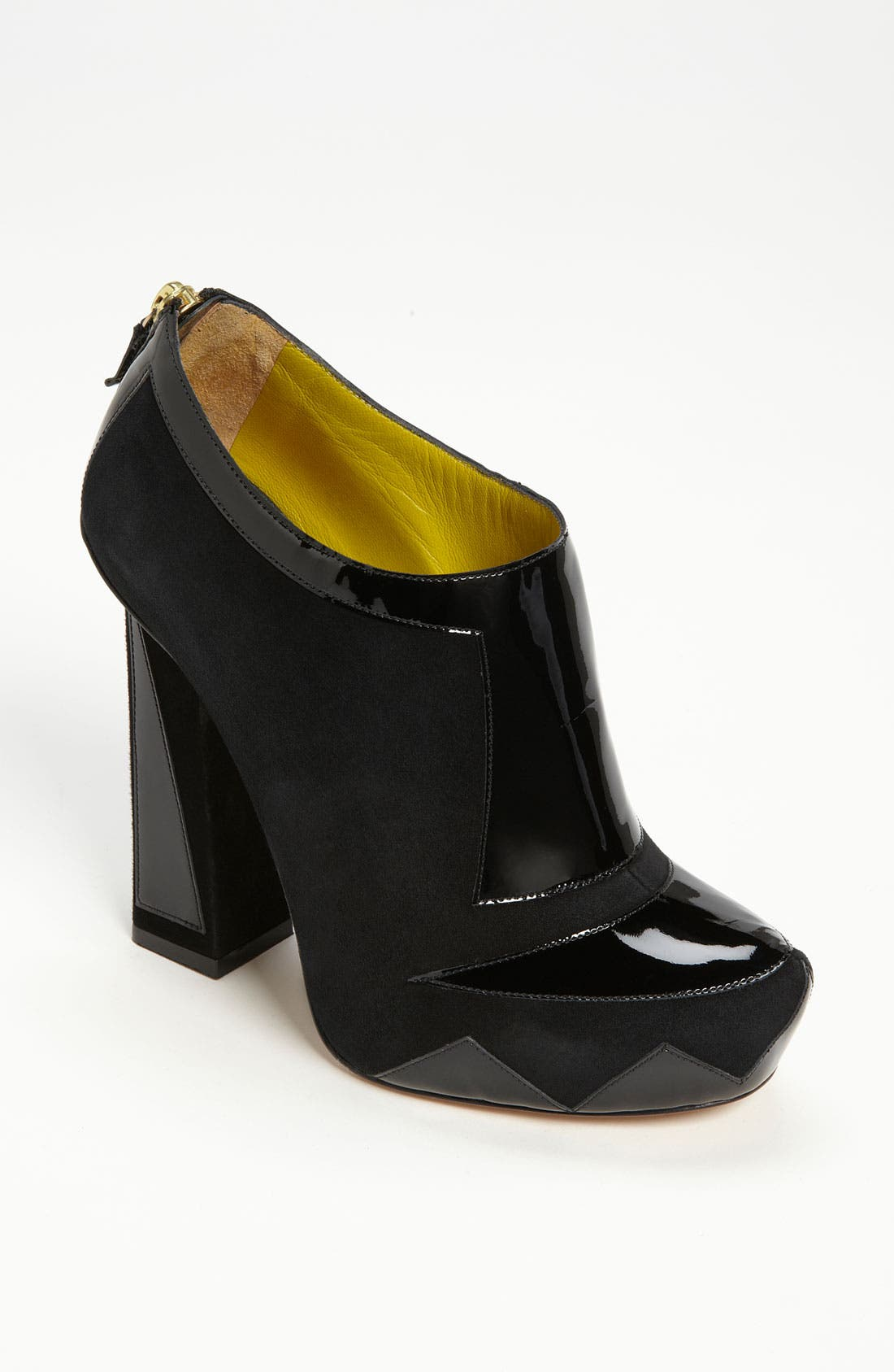 Alternate Image 1 Selected - Pollini Colorblock Bootie