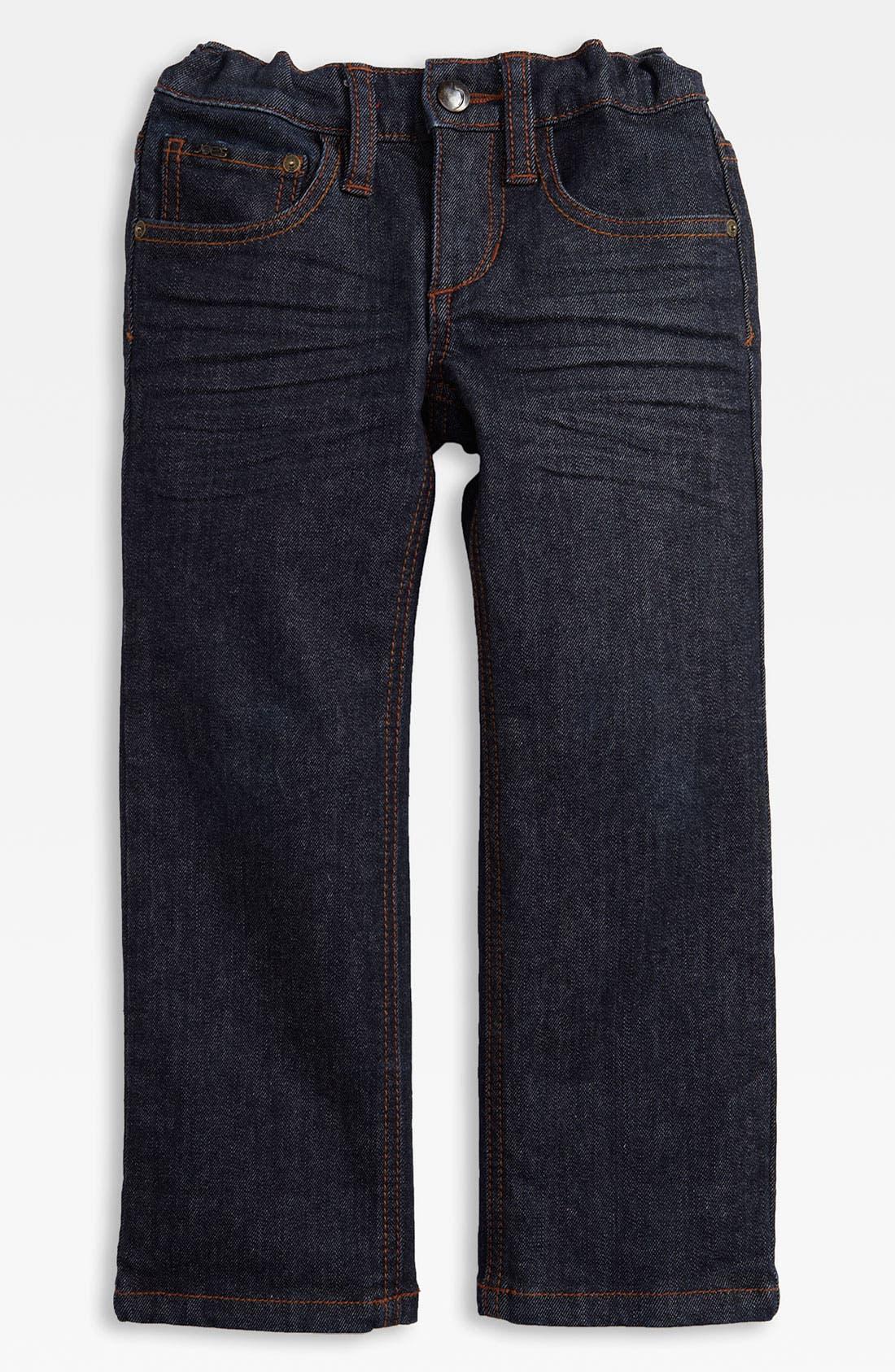 Alternate Image 2  - Joe's 'Brixton' Skinny Jeans (Toddler)