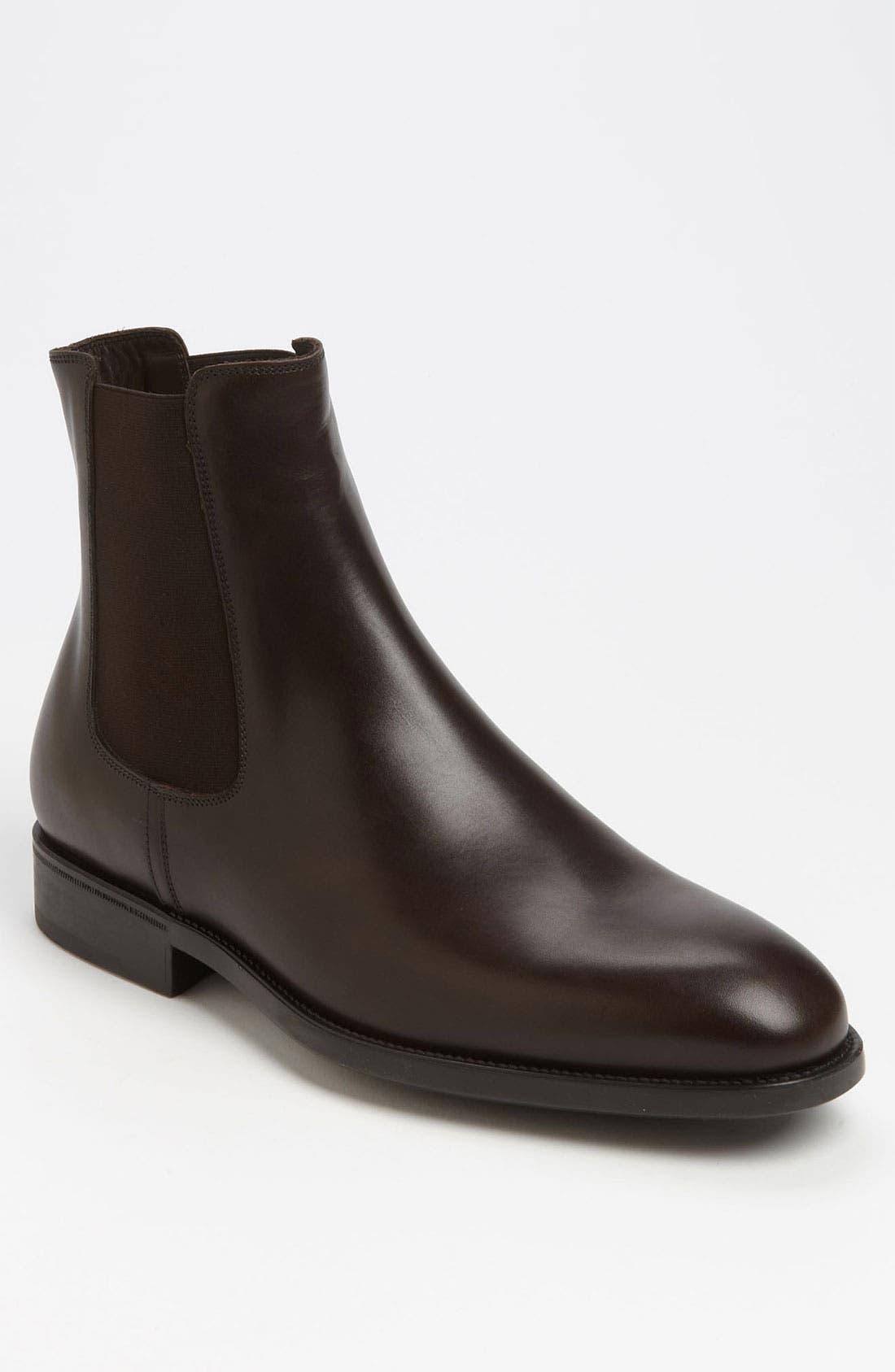 Alternate Image 1 Selected - Salvatore Ferragamo 'Arden' Chelsea Boot