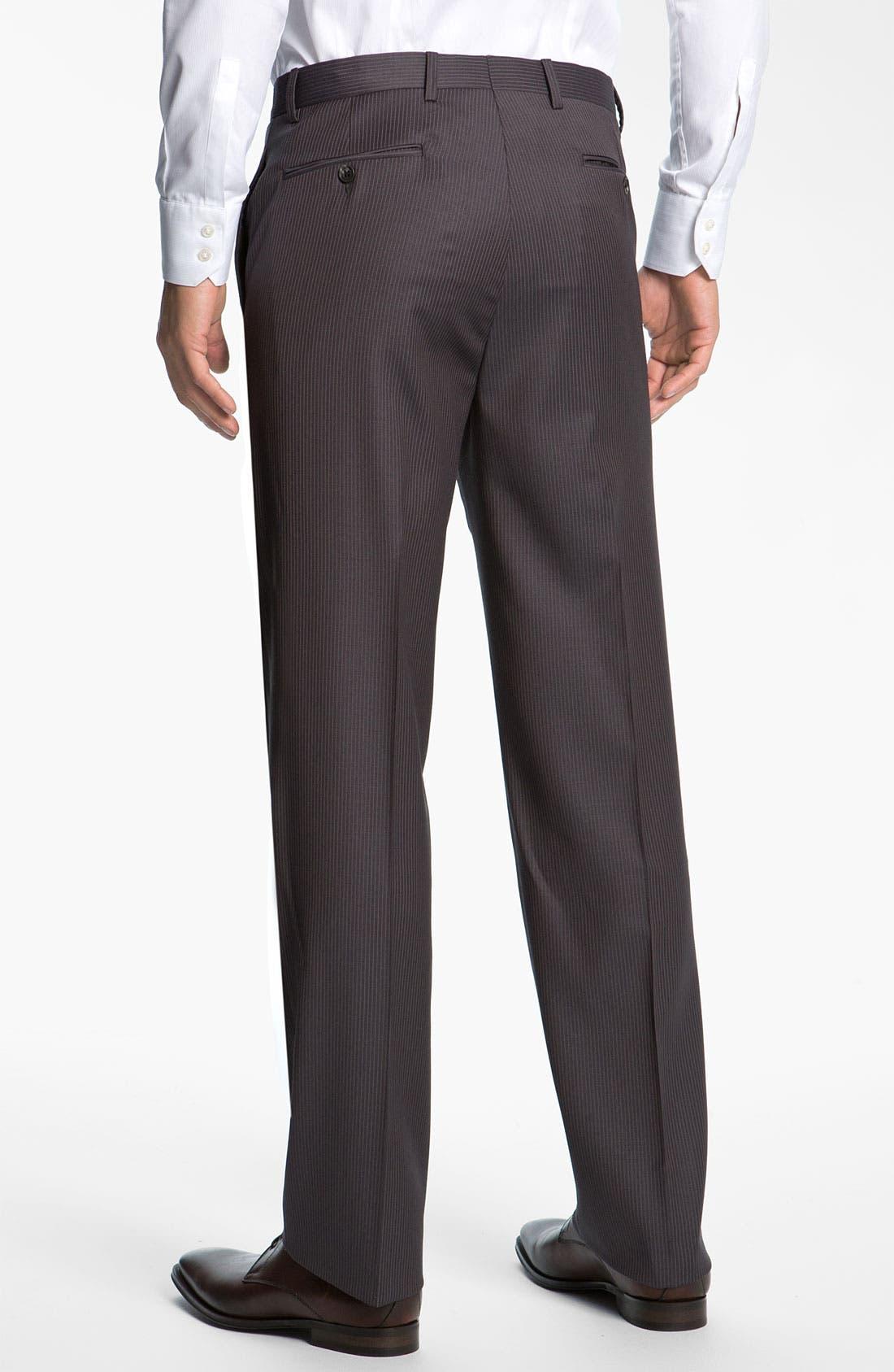 Alternate Image 5  - Joseph Abboud Pinstripe Suit