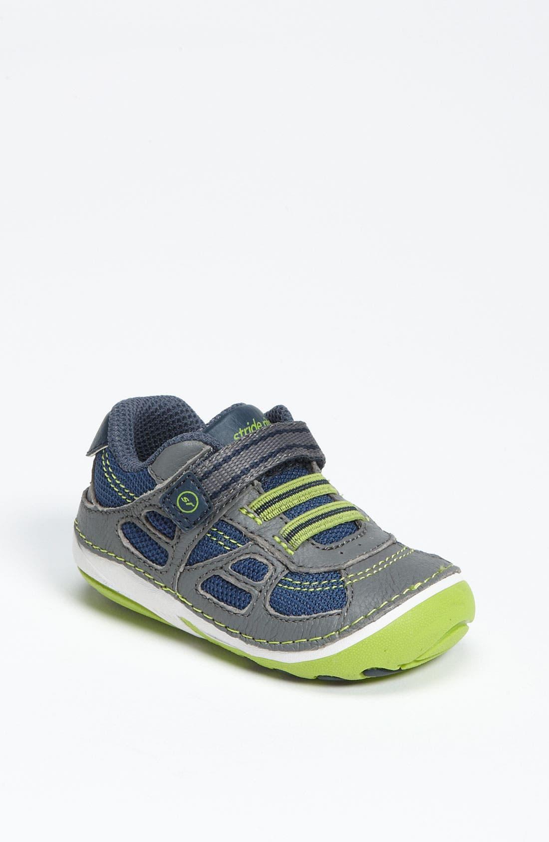 Alternate Image 1 Selected - Stride Rite 'Conner' Sneaker (Baby & Walker)