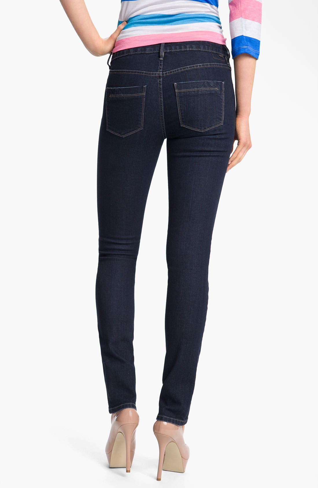 Alternate Image 2  - Jag Jeans 'New Jane' Slim Leg Jeans