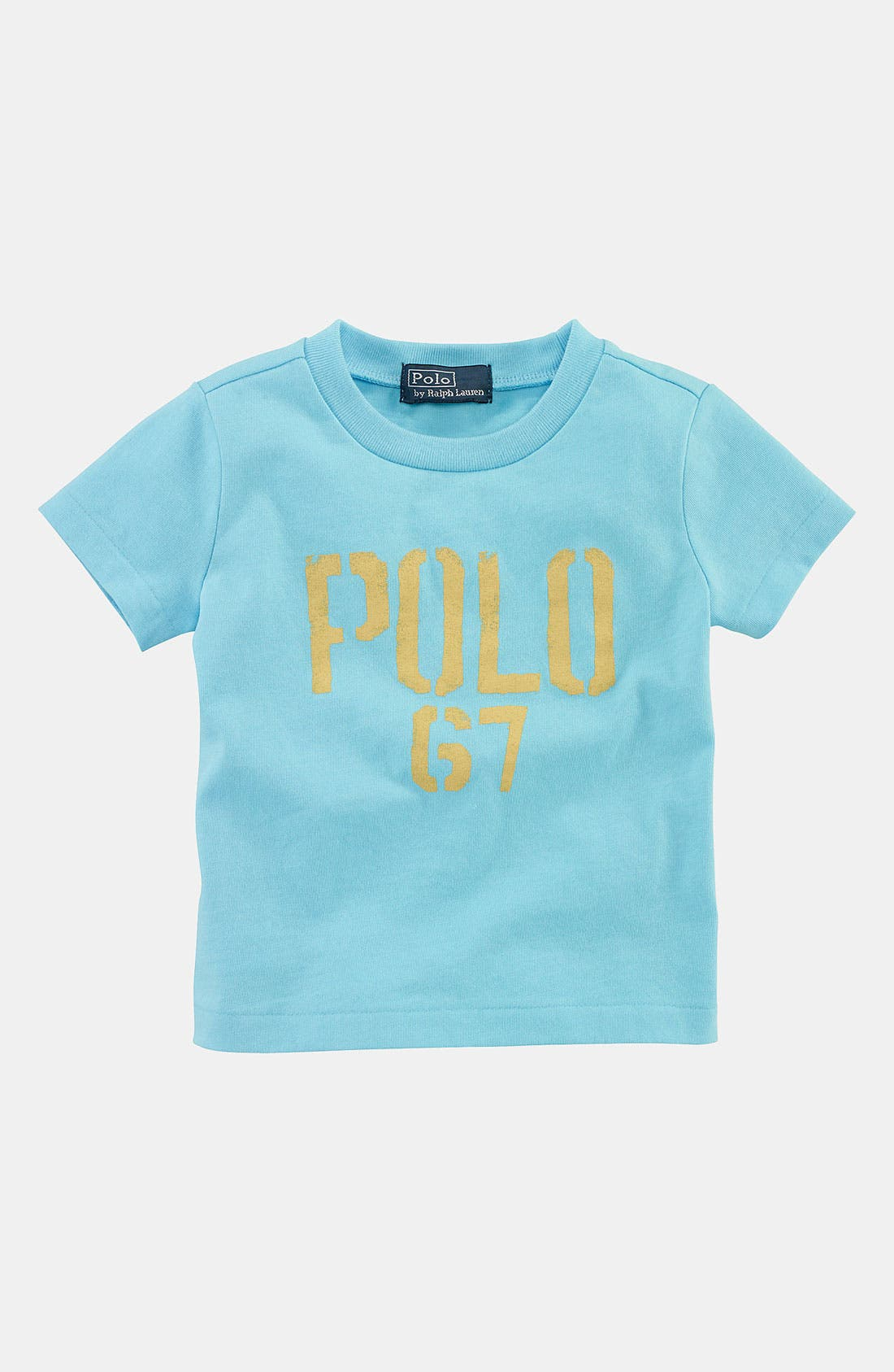 Alternate Image 1 Selected - Ralph Lauren T-Shirt (Infant)