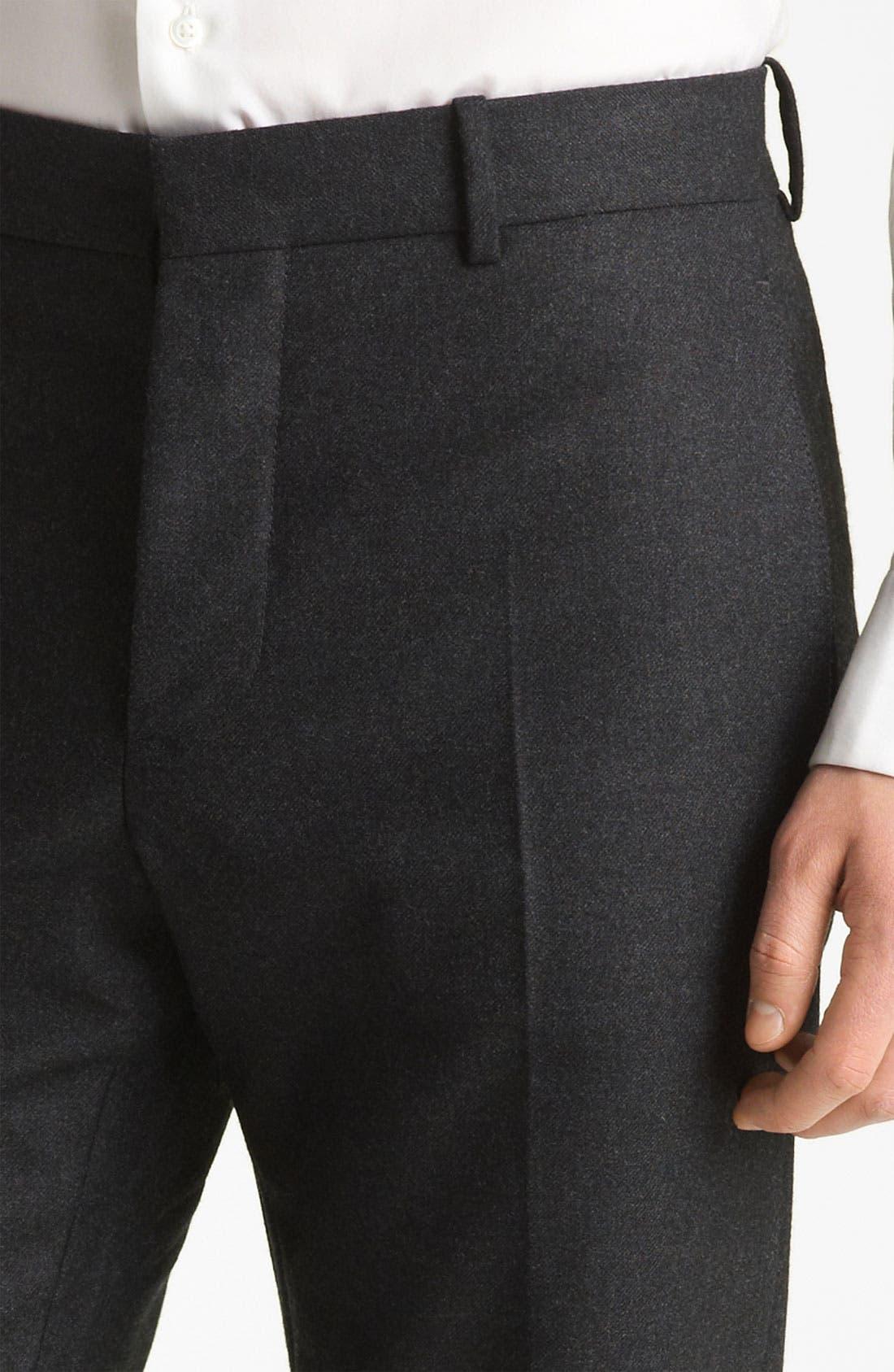 Alternate Image 3  - Marni Twisted Wool Trousers