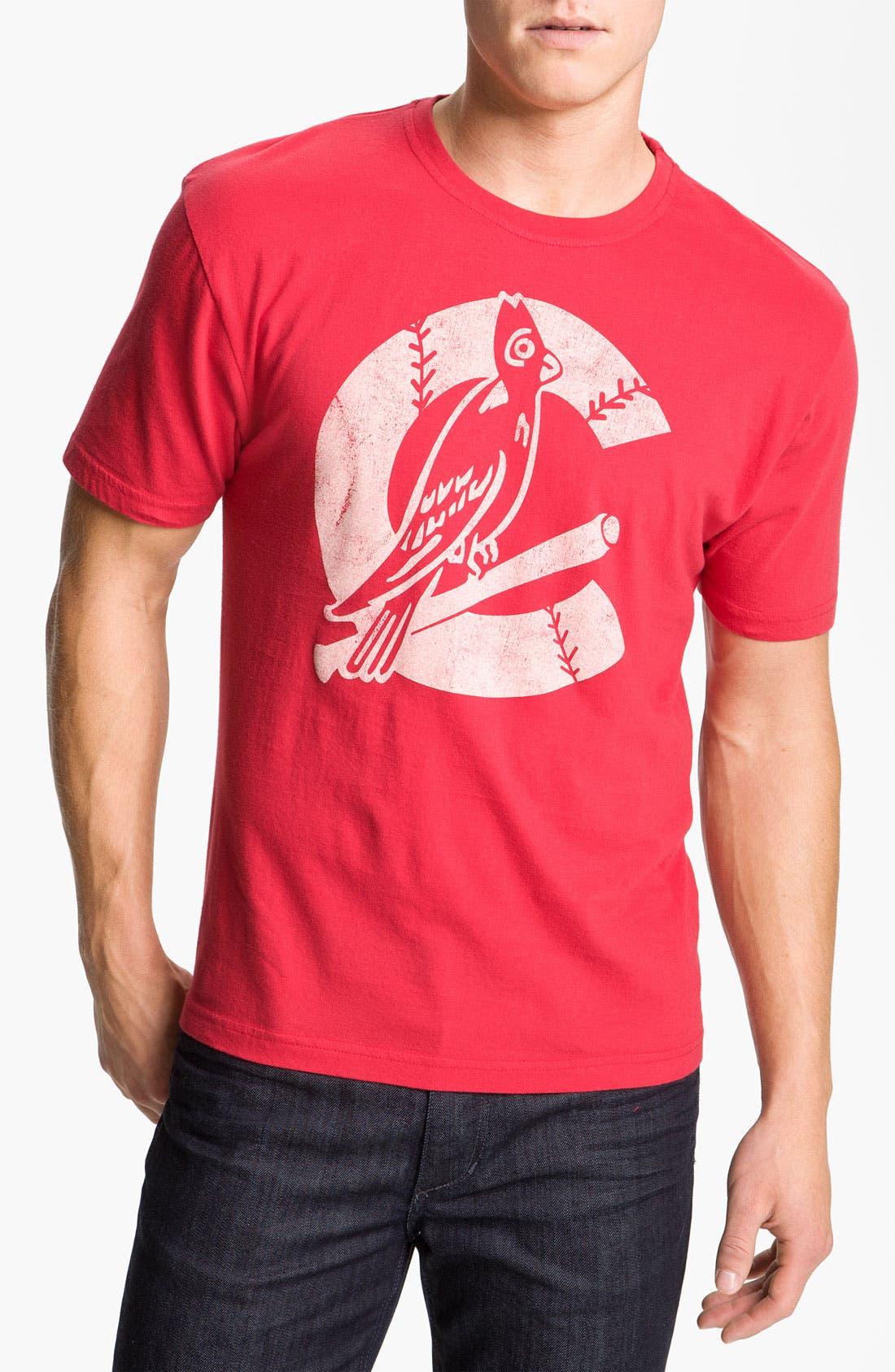 Main Image - Wright & Ditson 'St. Louis Cardinals' Baseball T-Shirt