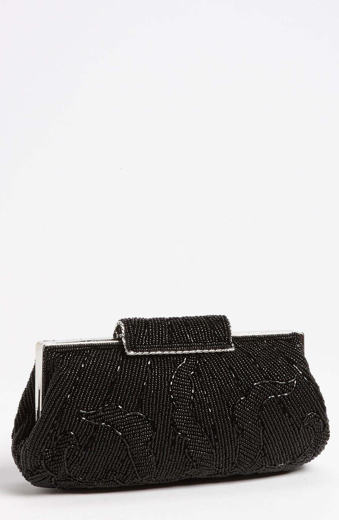 Main Image - Nina Beaded Clutch