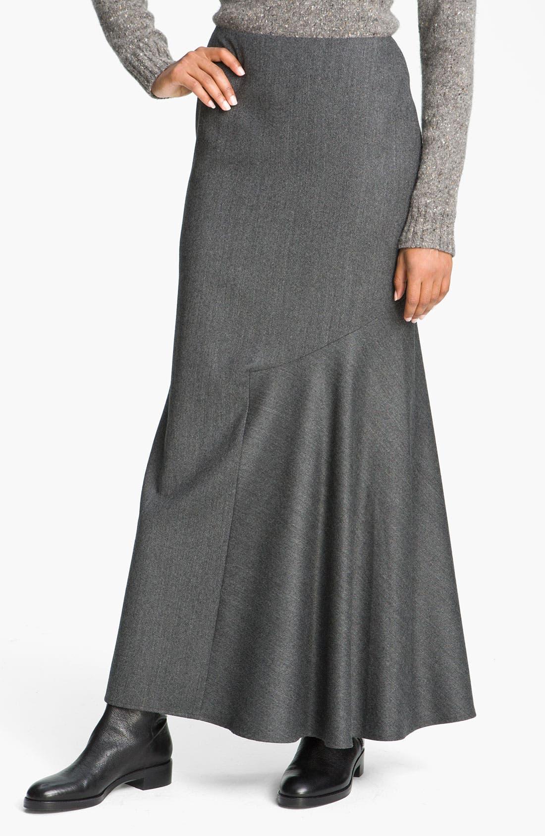 Alternate Image 1 Selected - Weekend Max Mara 'Tanatalo' Maxi Skirt