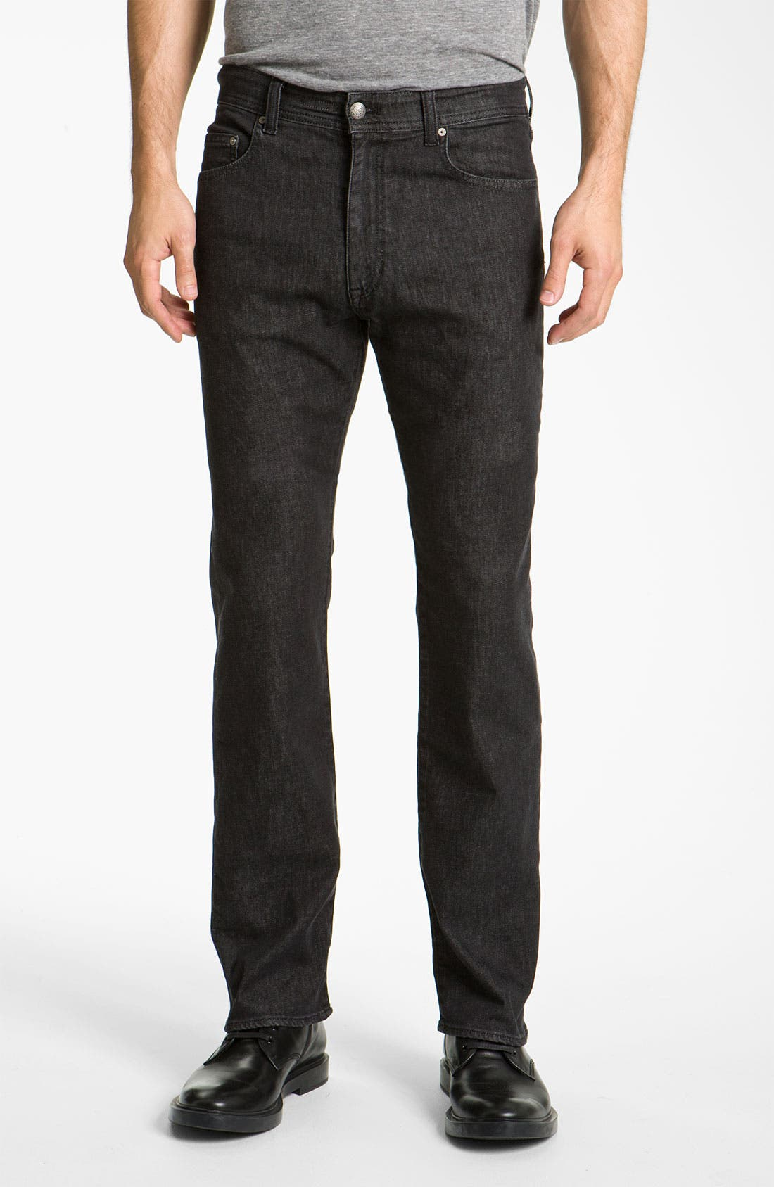 Main Image - Façonnable Straight Leg Jeans