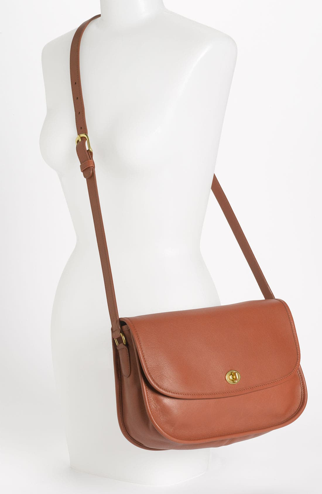 Alternate Image 2  - COACH 'City' Leather Crossbody Bag