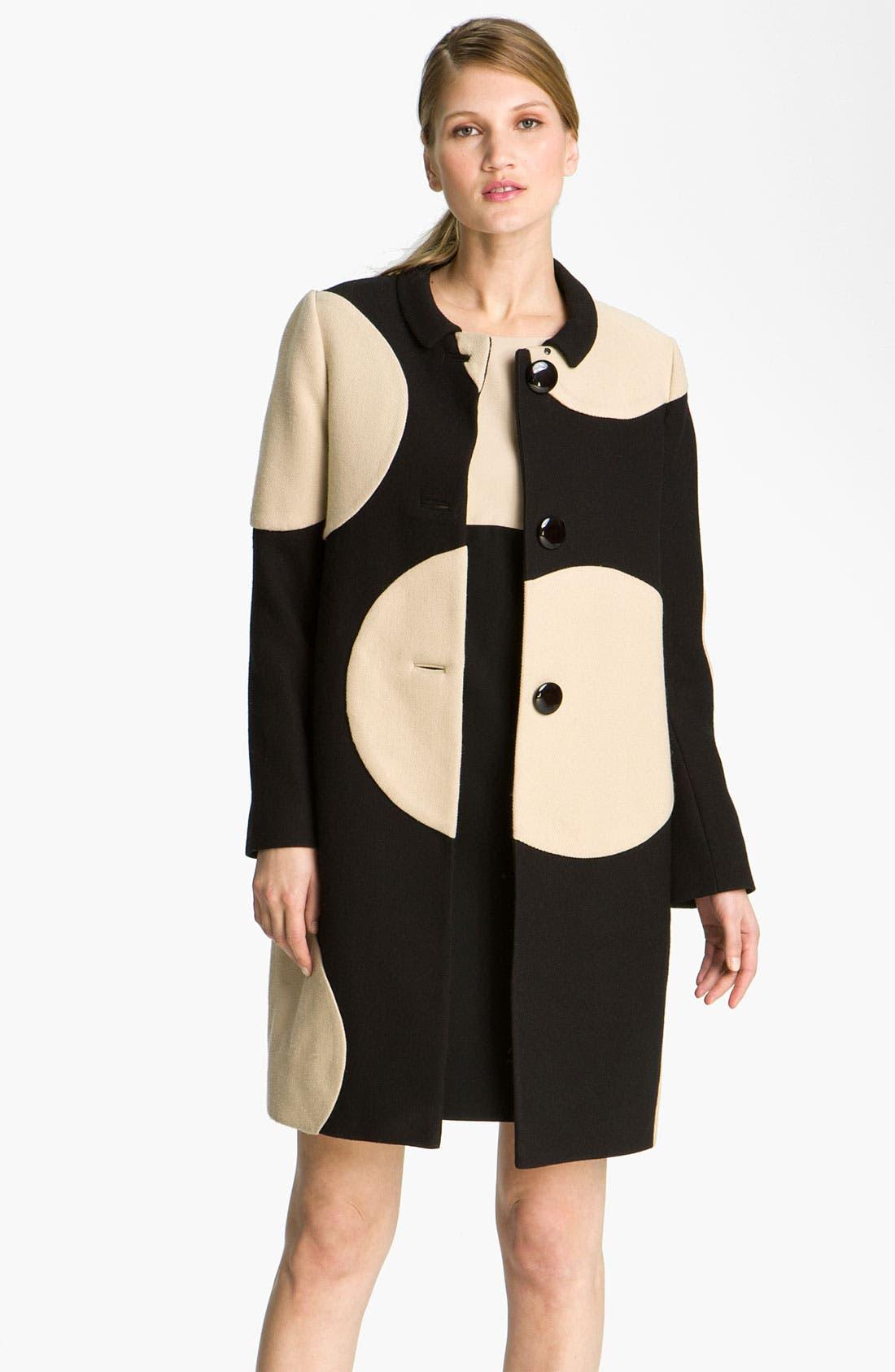 Alternate Image 1 Selected - kate spade new york 'nicky' coat