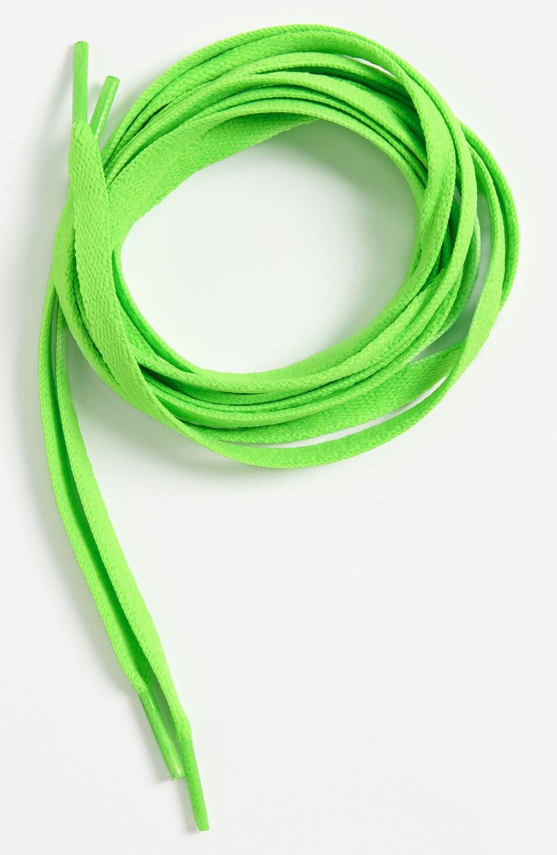 Alternate Image 1 Selected - Nordstrom Flat Shoelaces (Big Kid)