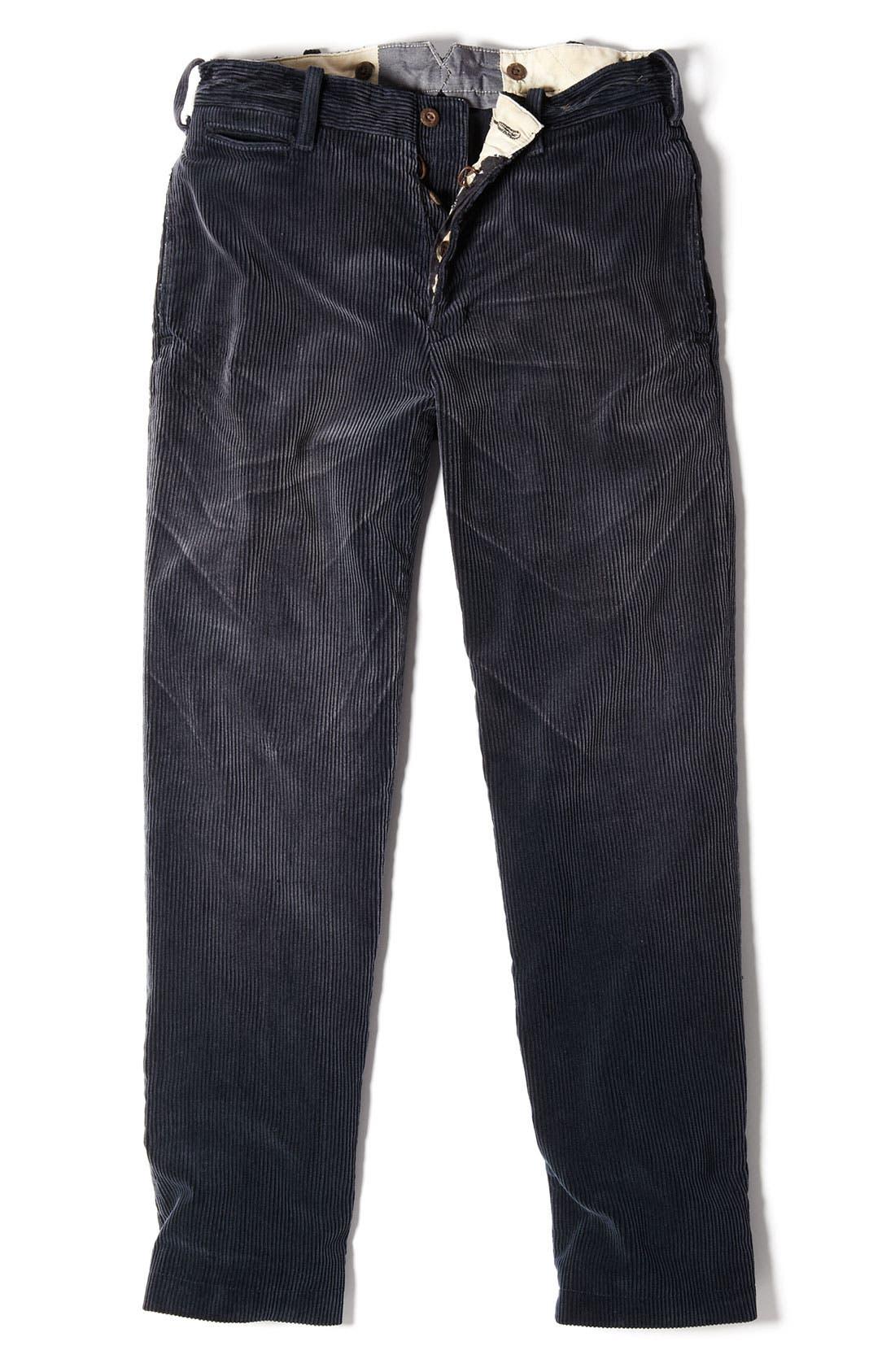 Alternate Image 4  - Polo Ralph Lauren 'Country' Corduroy Pants
