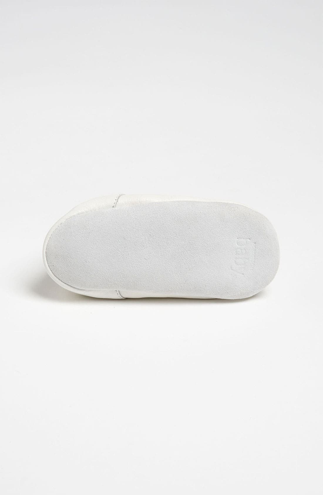 Alternate Image 4  - Nordstrom Baby 'Daisy' Crib Shoe (Infant)