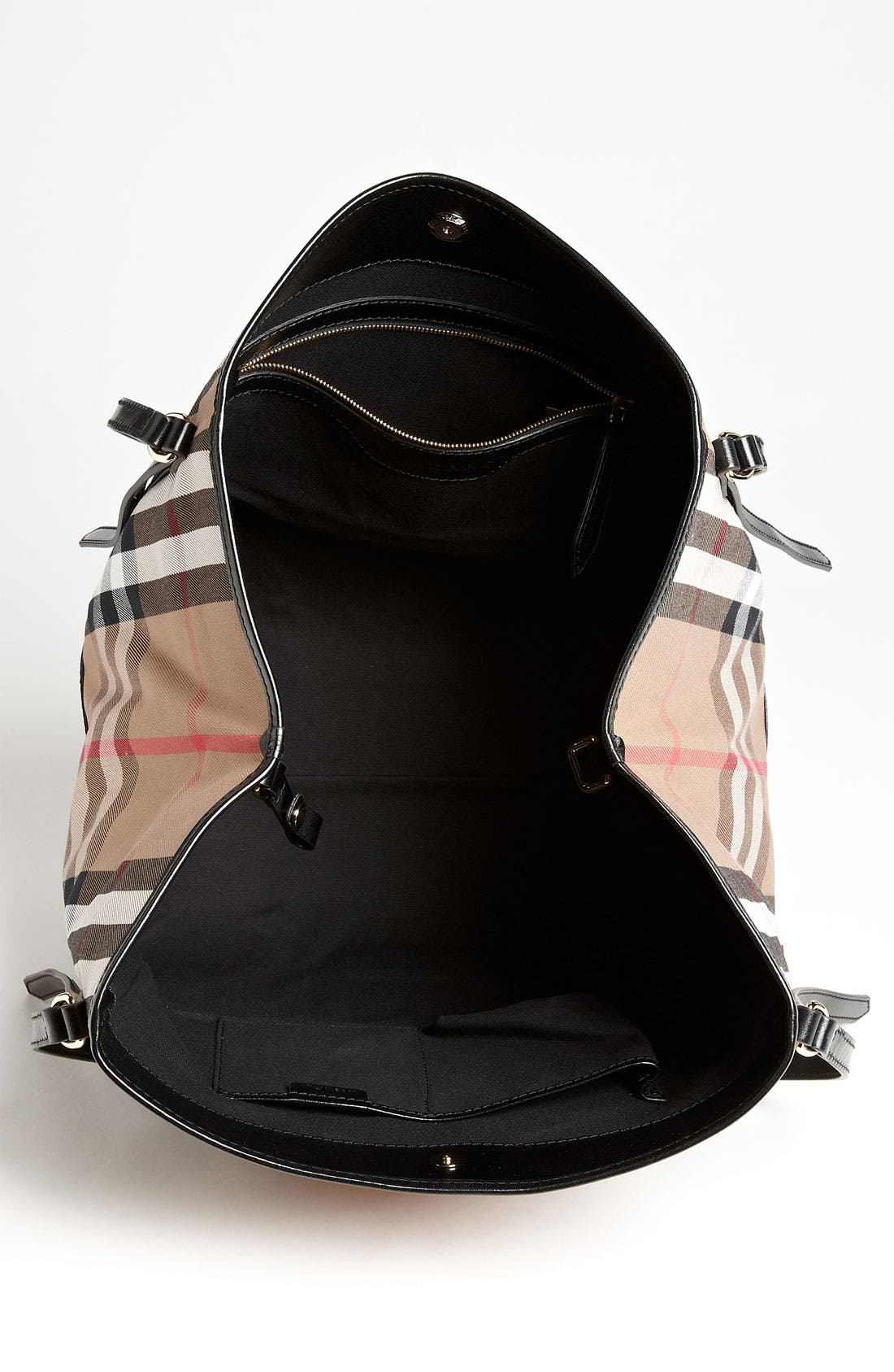 Alternate Image 3  - Burberry 'House Check' Shoulder Tote