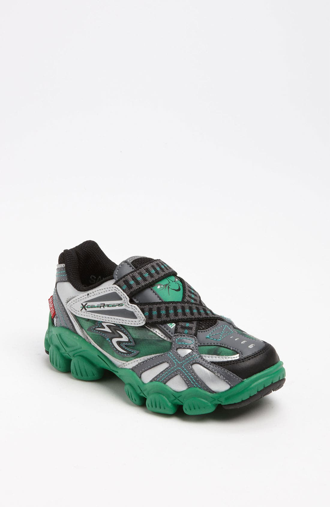 Alternate Image 1 Selected - Stride Ride 'X-Celeracers Hulk®' Sneaker (Toddler & Little Kid)