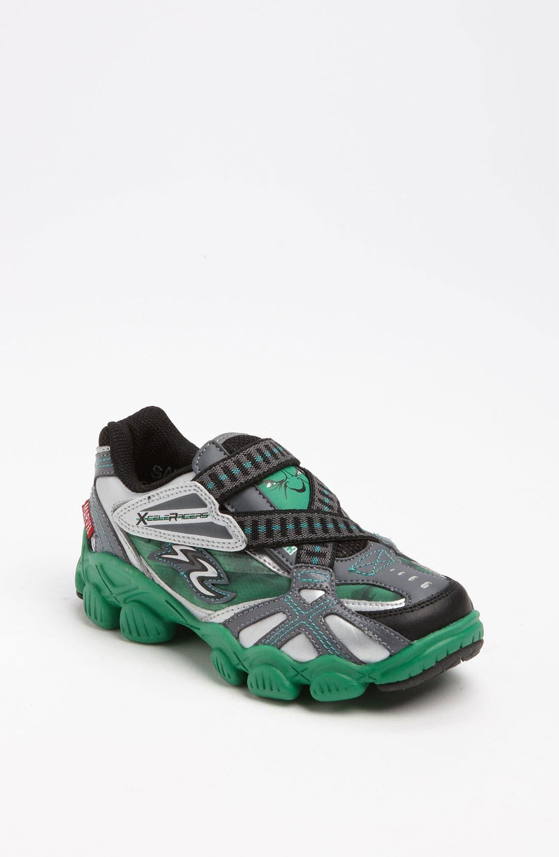 Main Image - Stride Ride 'X-Celeracers Hulk®' Sneaker (Toddler & Little Kid)
