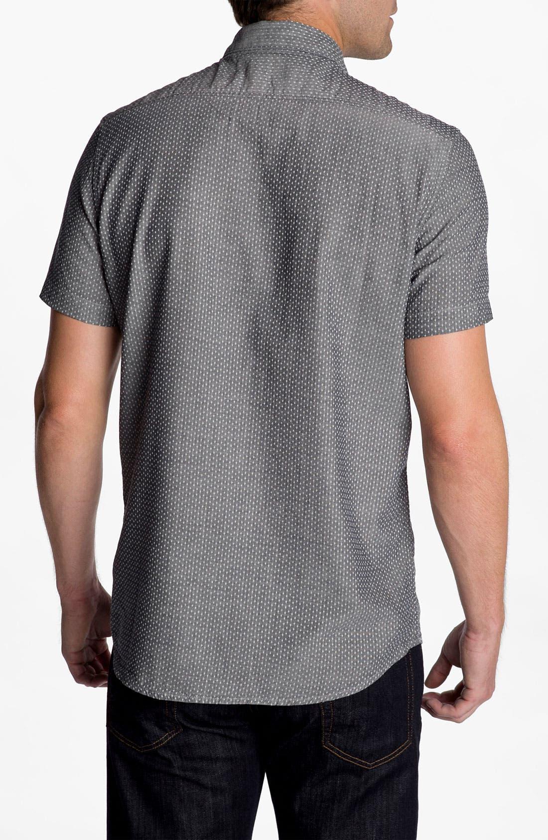 Alternate Image 2  - Zanerobe 'Mawson' Woven Shirt