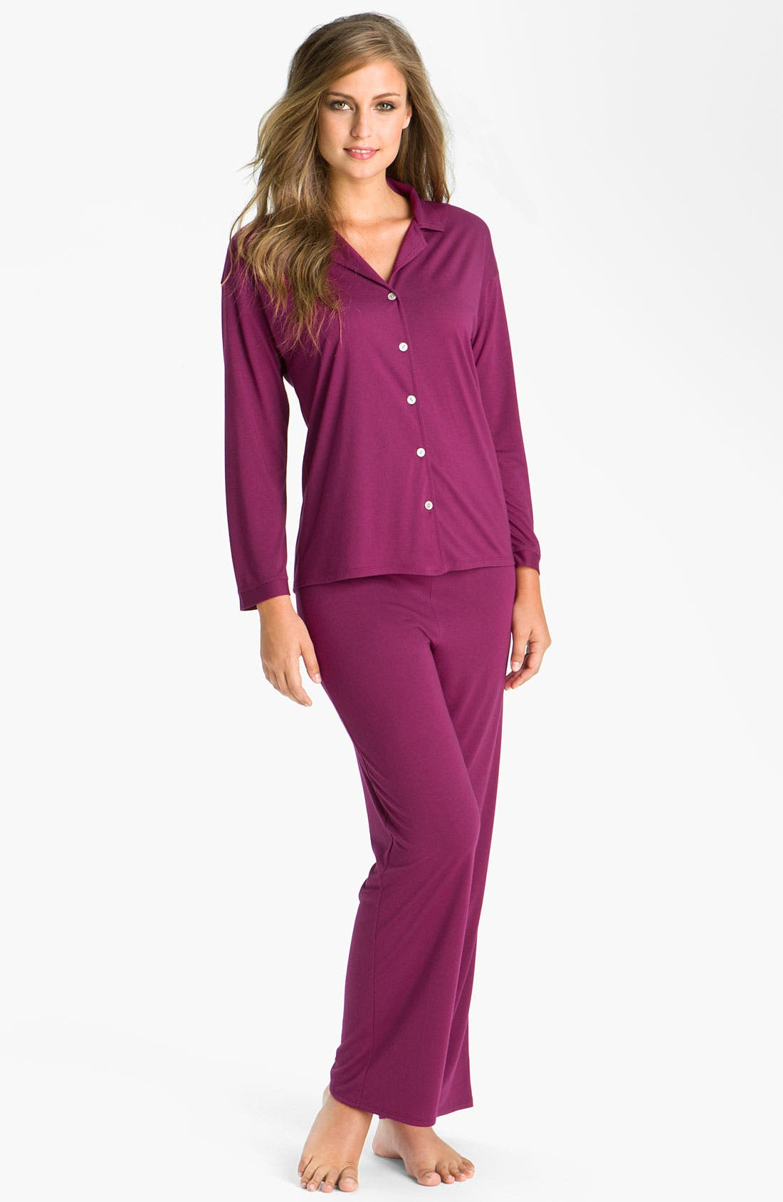 Alternate Image 1 Selected - Natori 'Shangri La' Pajamas