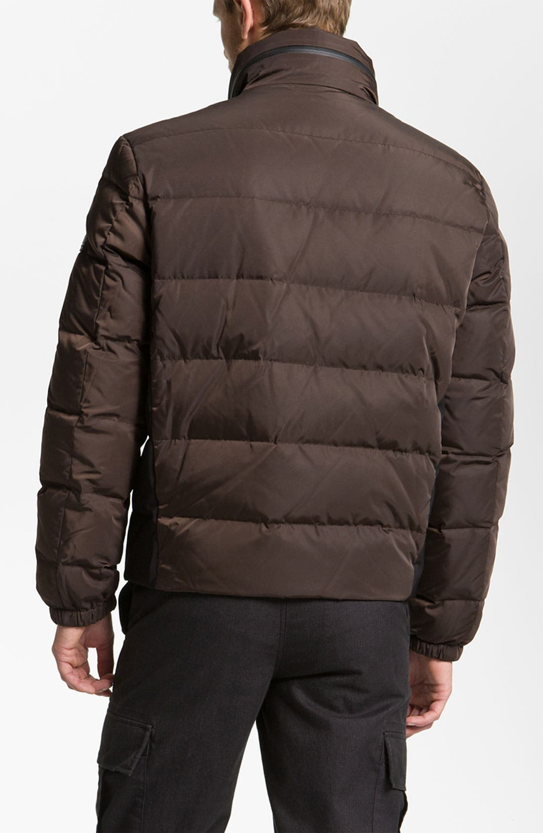 Alternate Image 2  - Michael Kors 'Stowe' Quilted Down Jacket