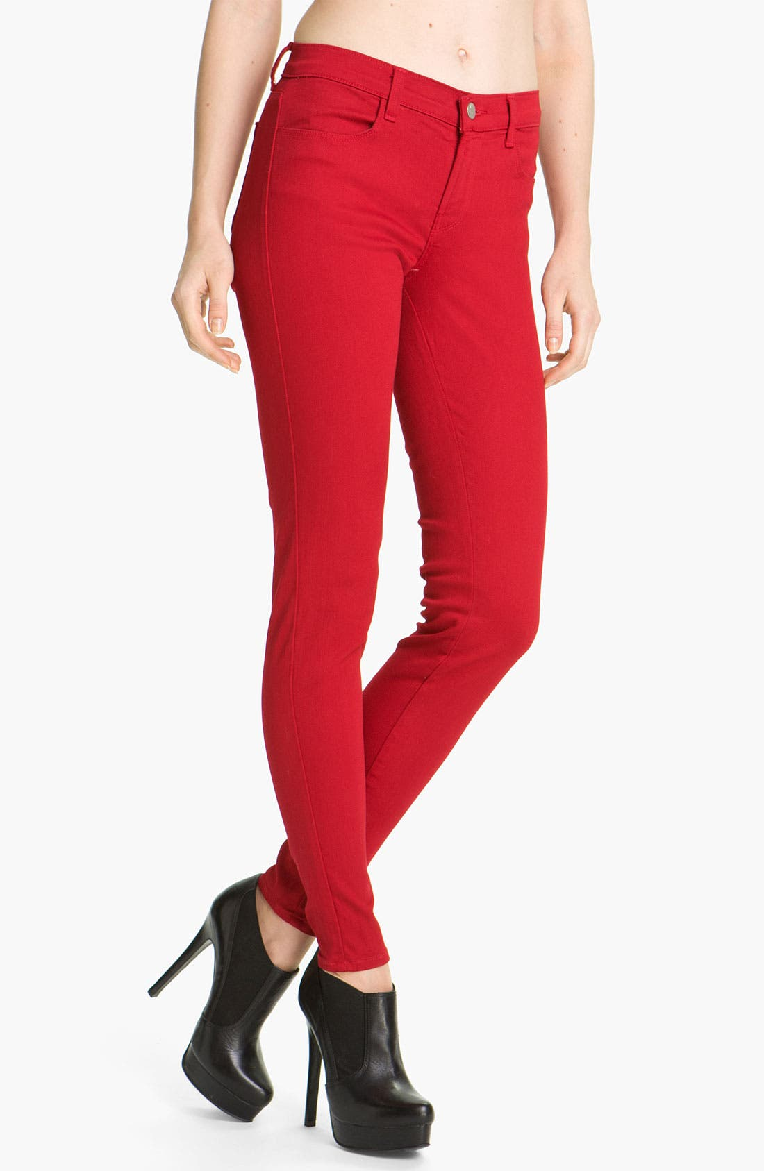 Alternate Image 1 Selected - J Brand Skinny Stretch Jeans