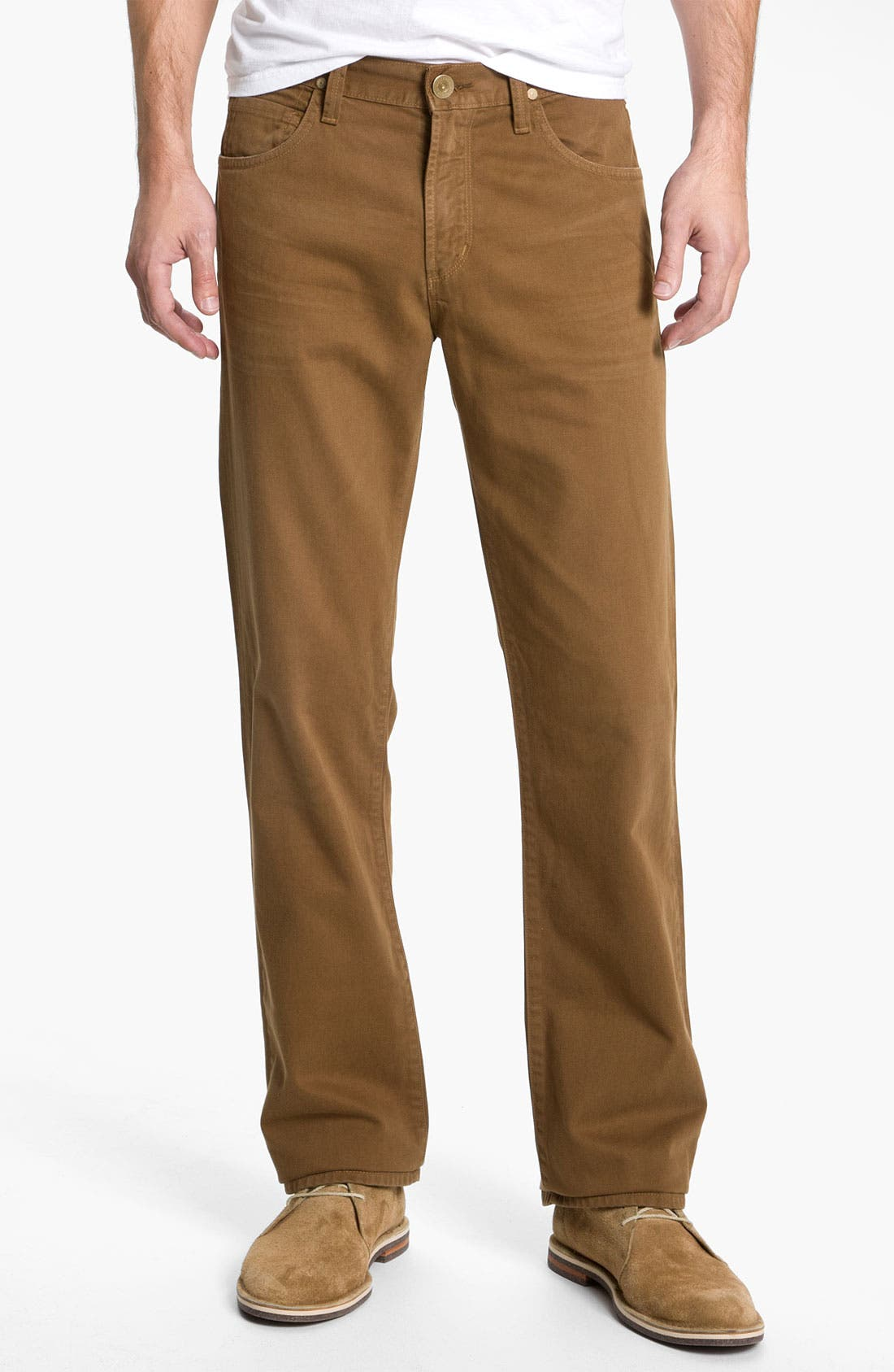 Alternate Image 1 Selected - Citizens of Humanity 'Sid' Straight Leg Pants