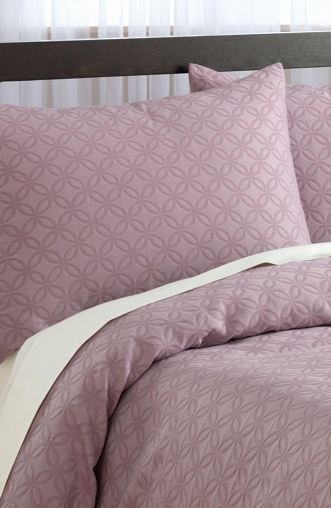 Alternate Image 1 Selected - Nordstrom at Home 'Trellis' Matelassé Pillow Sham