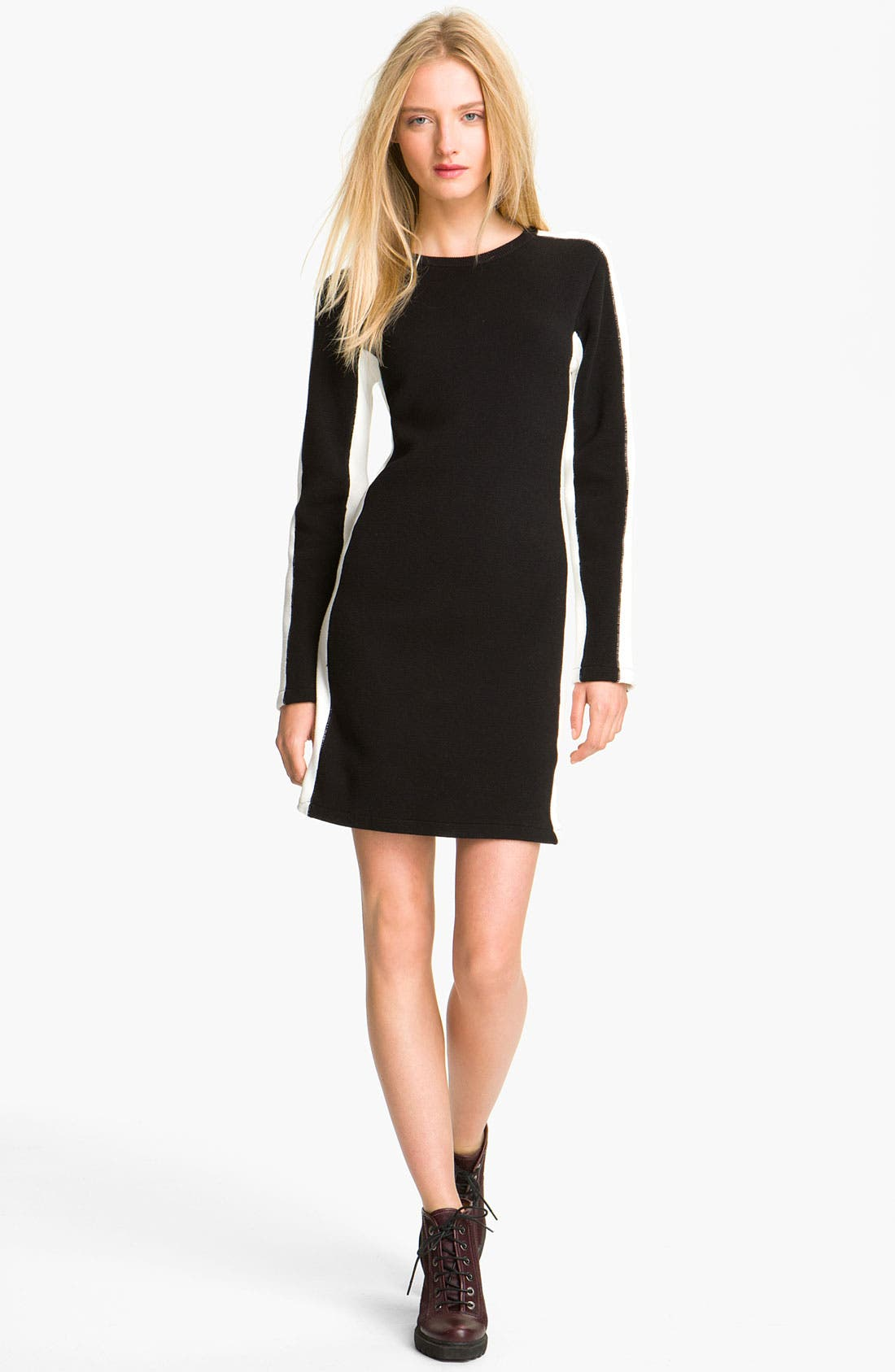 Alternate Image 1 Selected - Opening Ceremony Colorblock Dress