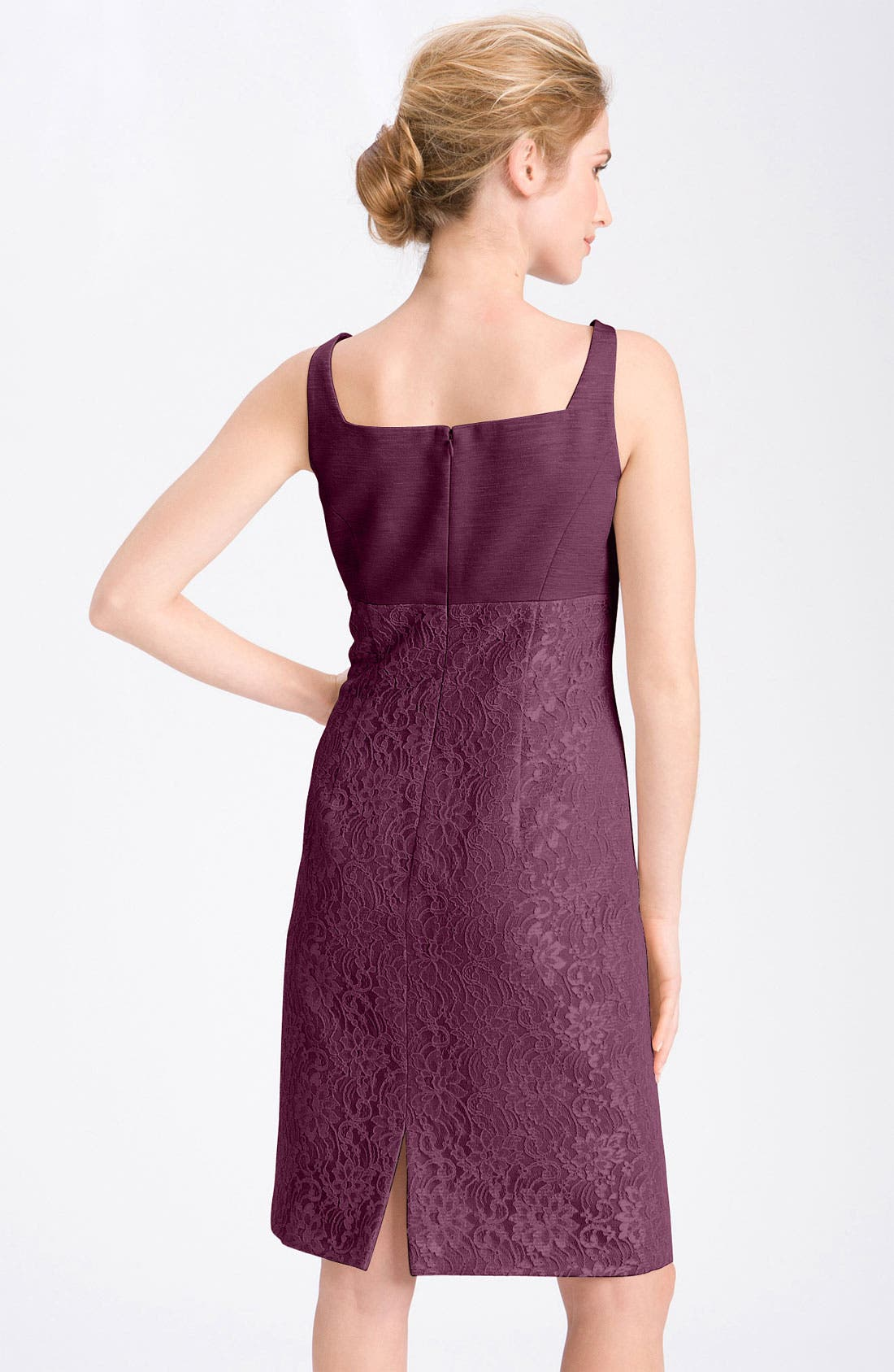 Alternate Image 3  - Tahari Lace Sheath Dress & Jacket