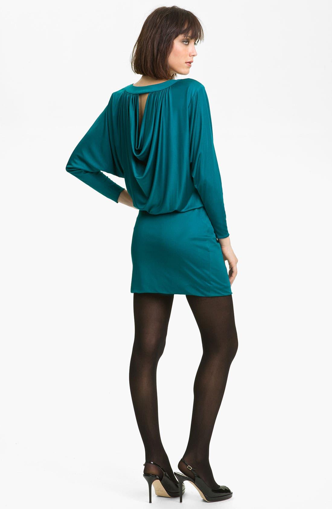 Alternate Image 2  - Jay Godfrey 'Linden' Draped Jersey Dress